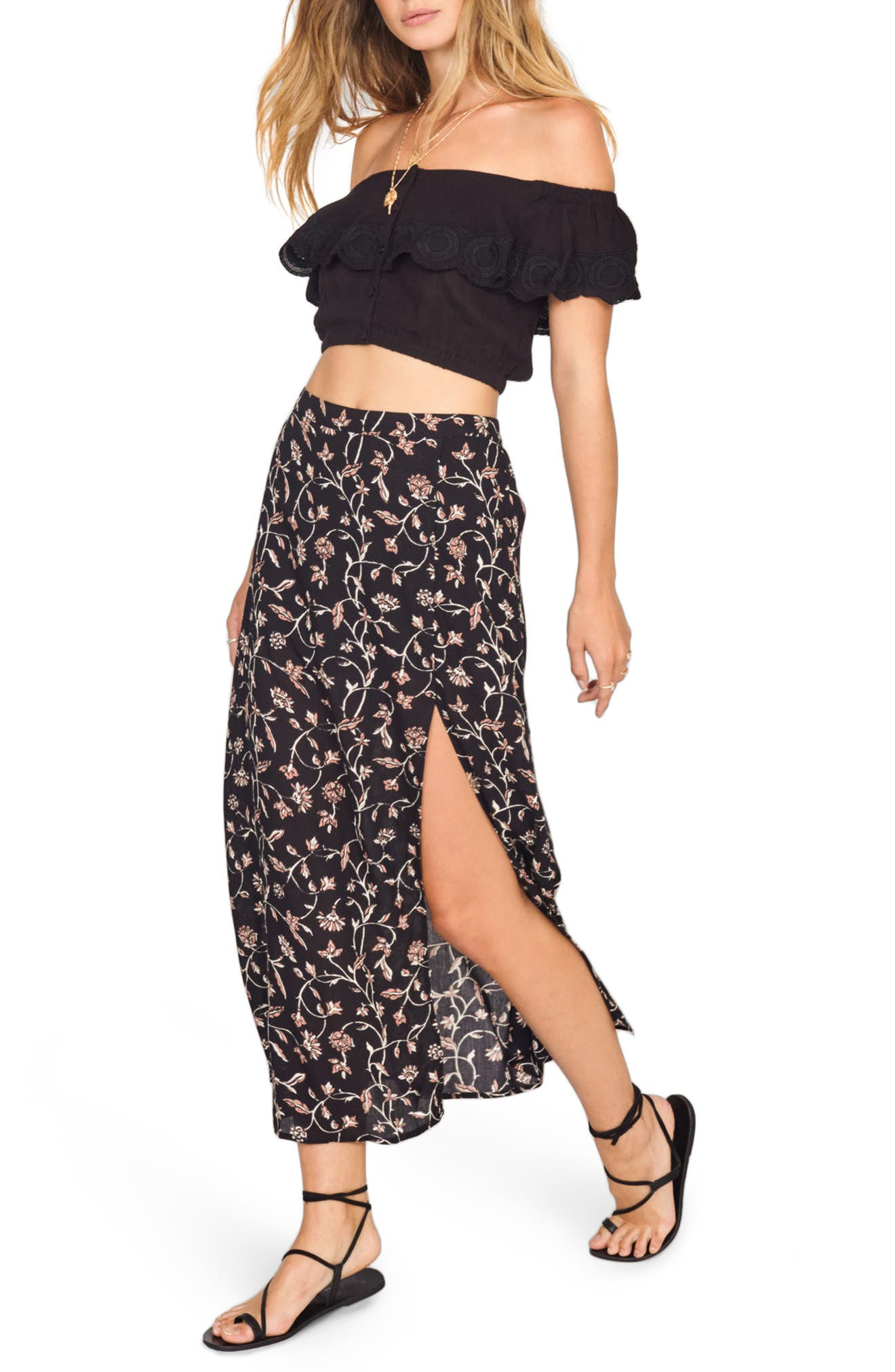 Amuse Society Endless Journey Skirt