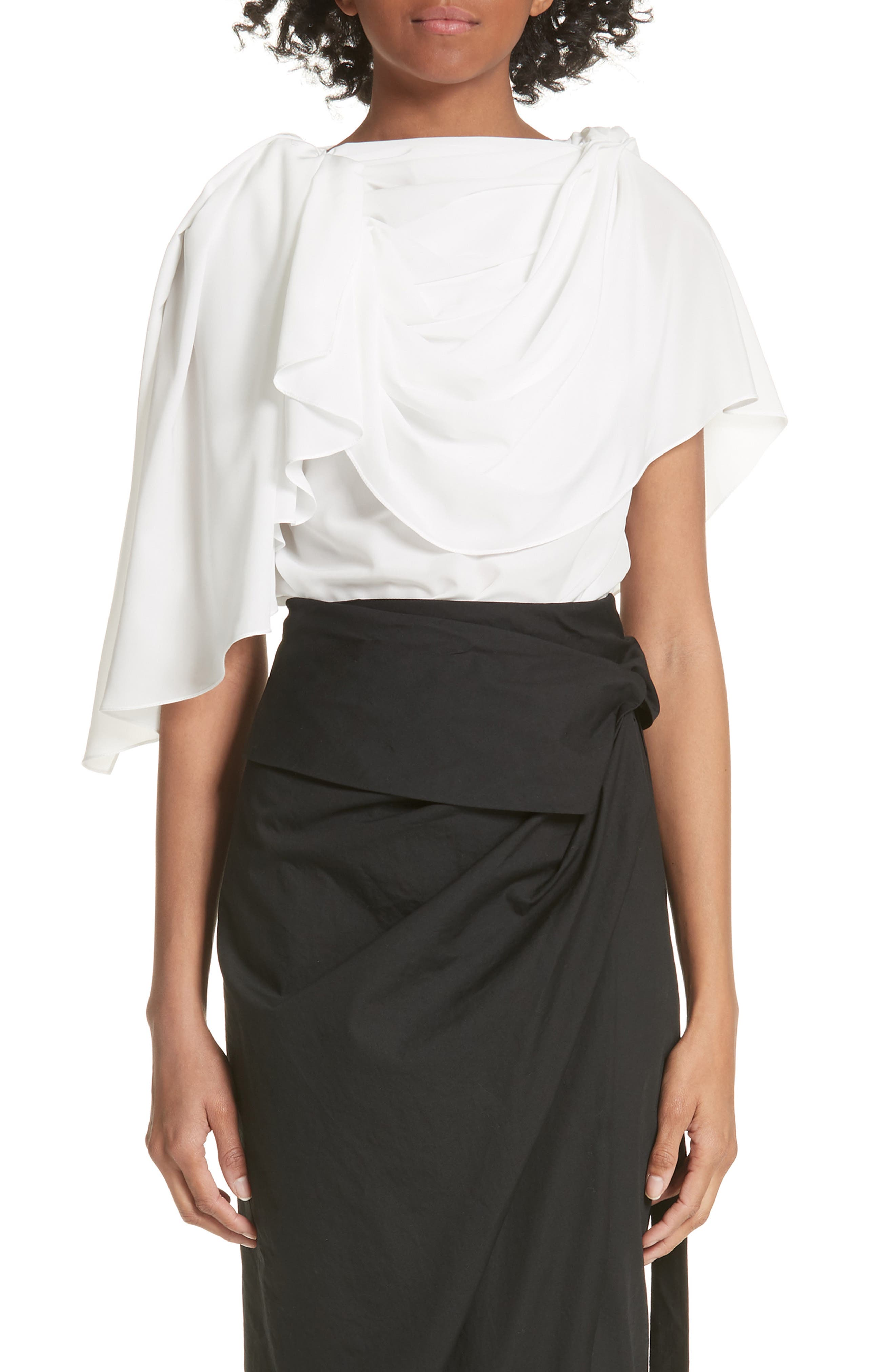Greek Top,                         Main,                         color, White