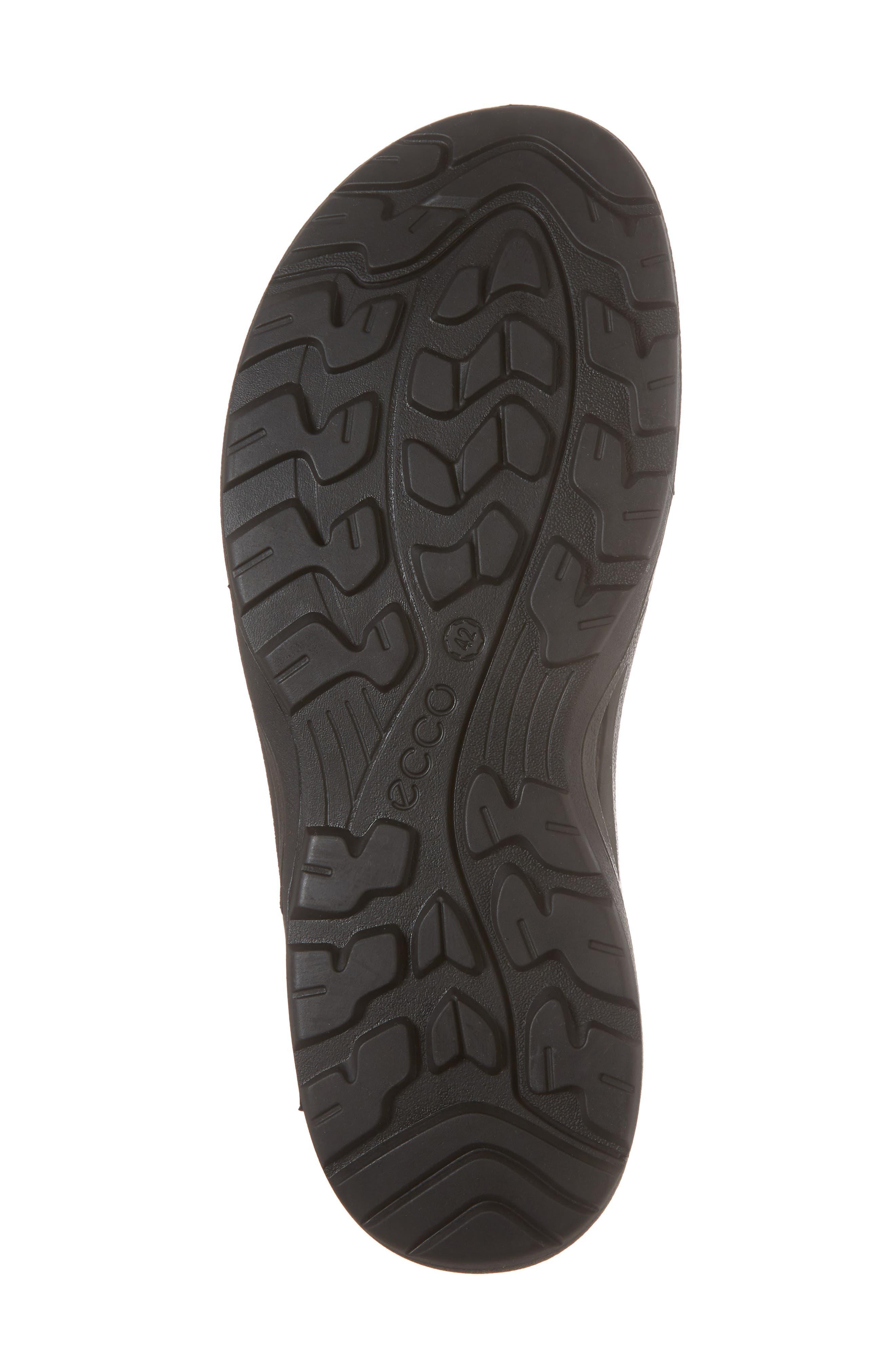 BIOM Delta Fisherman Sandal,                             Alternate thumbnail 6, color,                             Coffee Leather