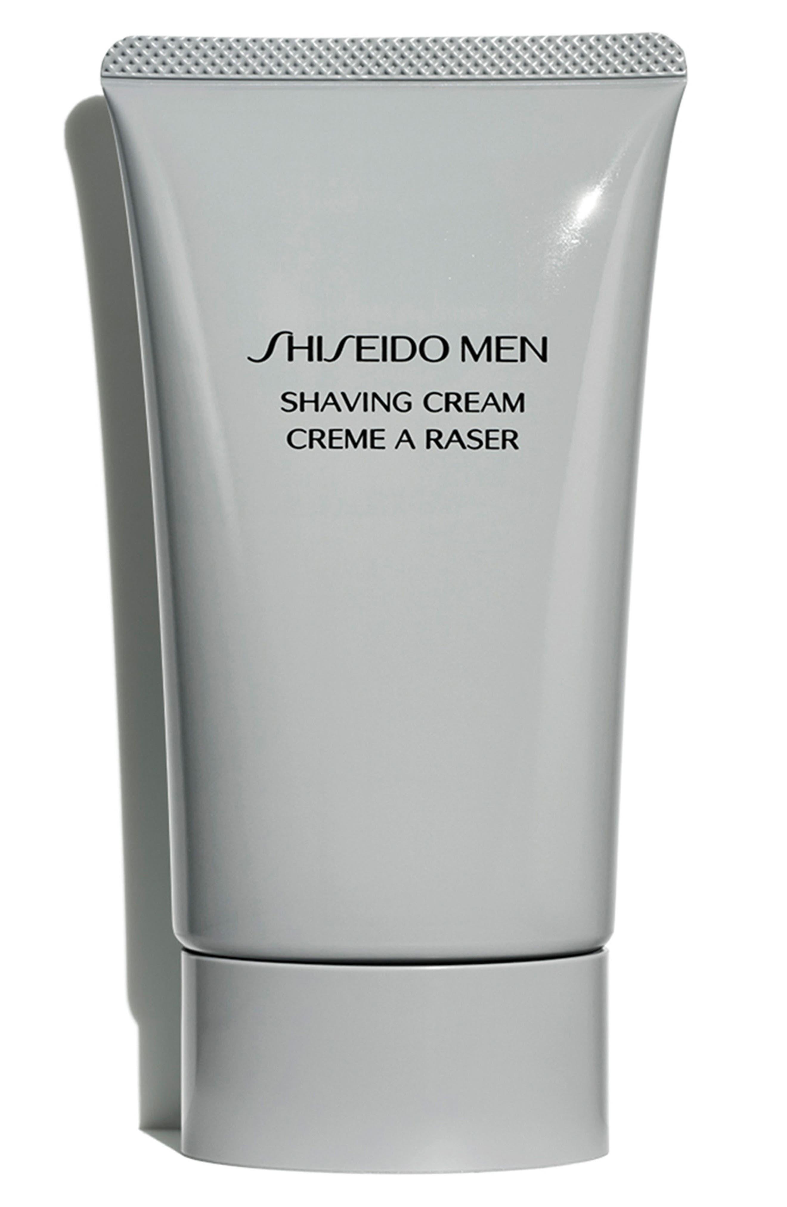 Shiseido Men Shaving Cream