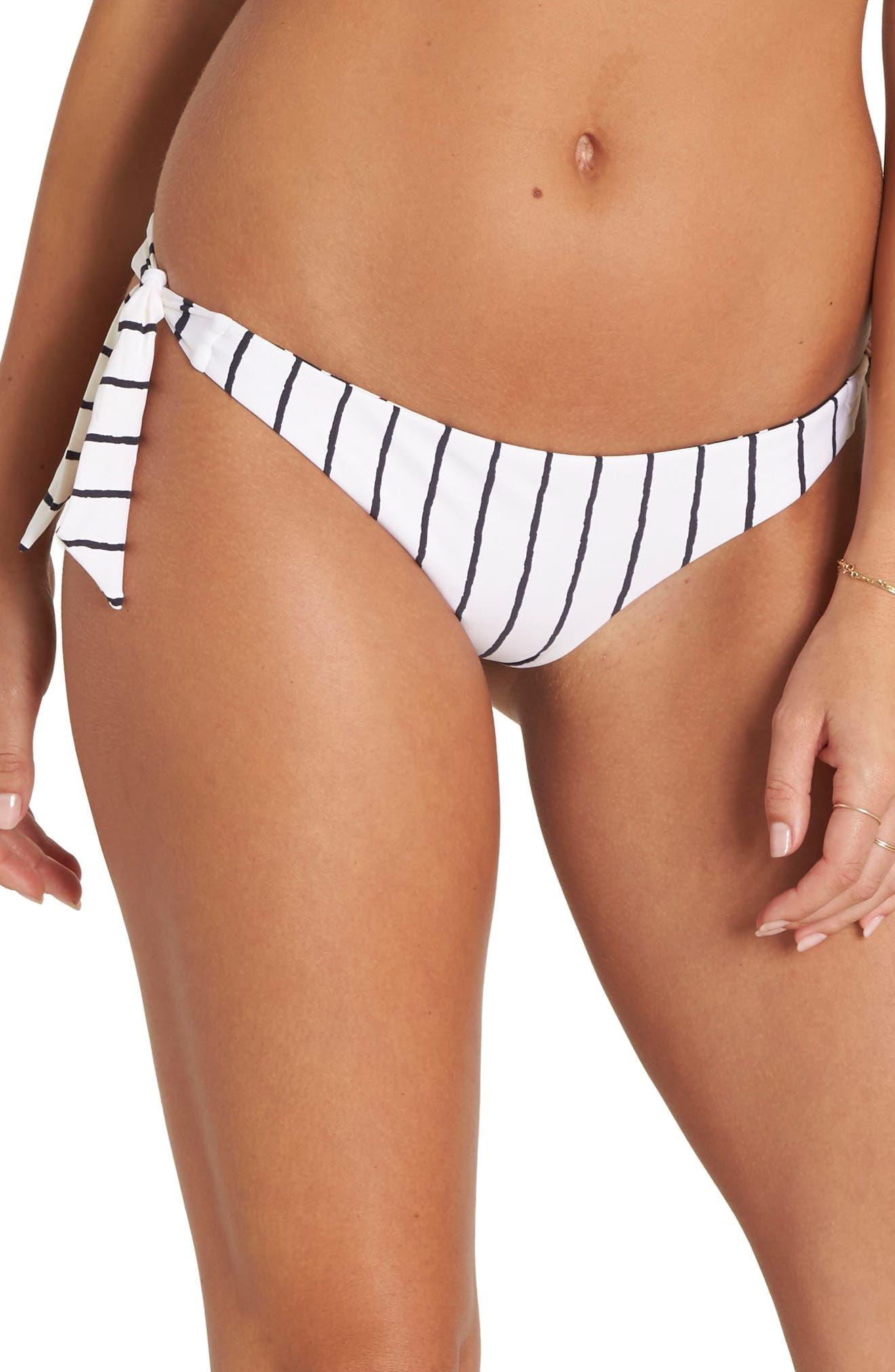 Billabong Beat Stripe Bikini Bottoms