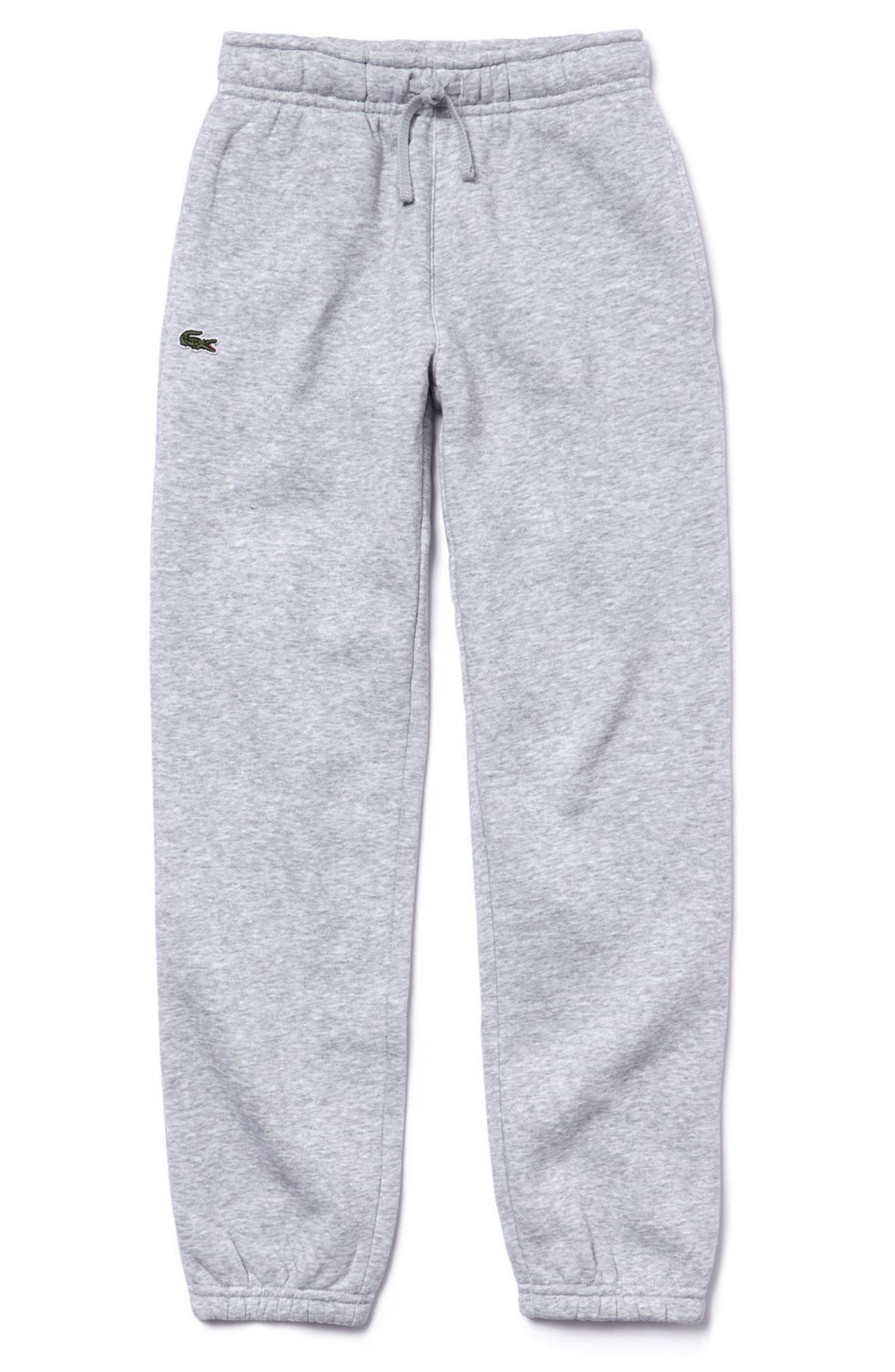 Sport Sweatpants,                             Main thumbnail 1, color,                             Silver Grey Chine