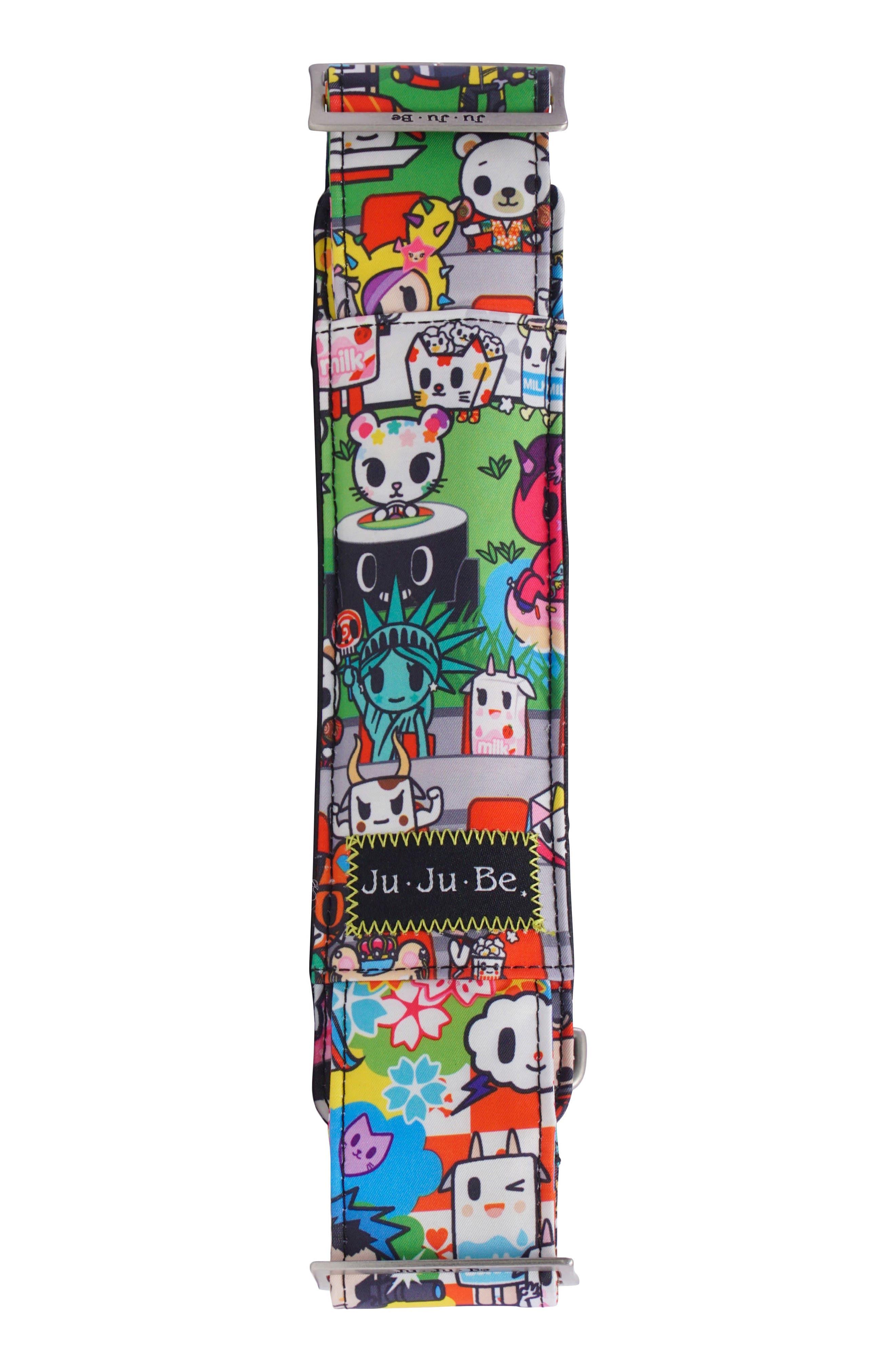x tokidoki Messenger Strap,                             Main thumbnail 1, color,                             Sushi Cars