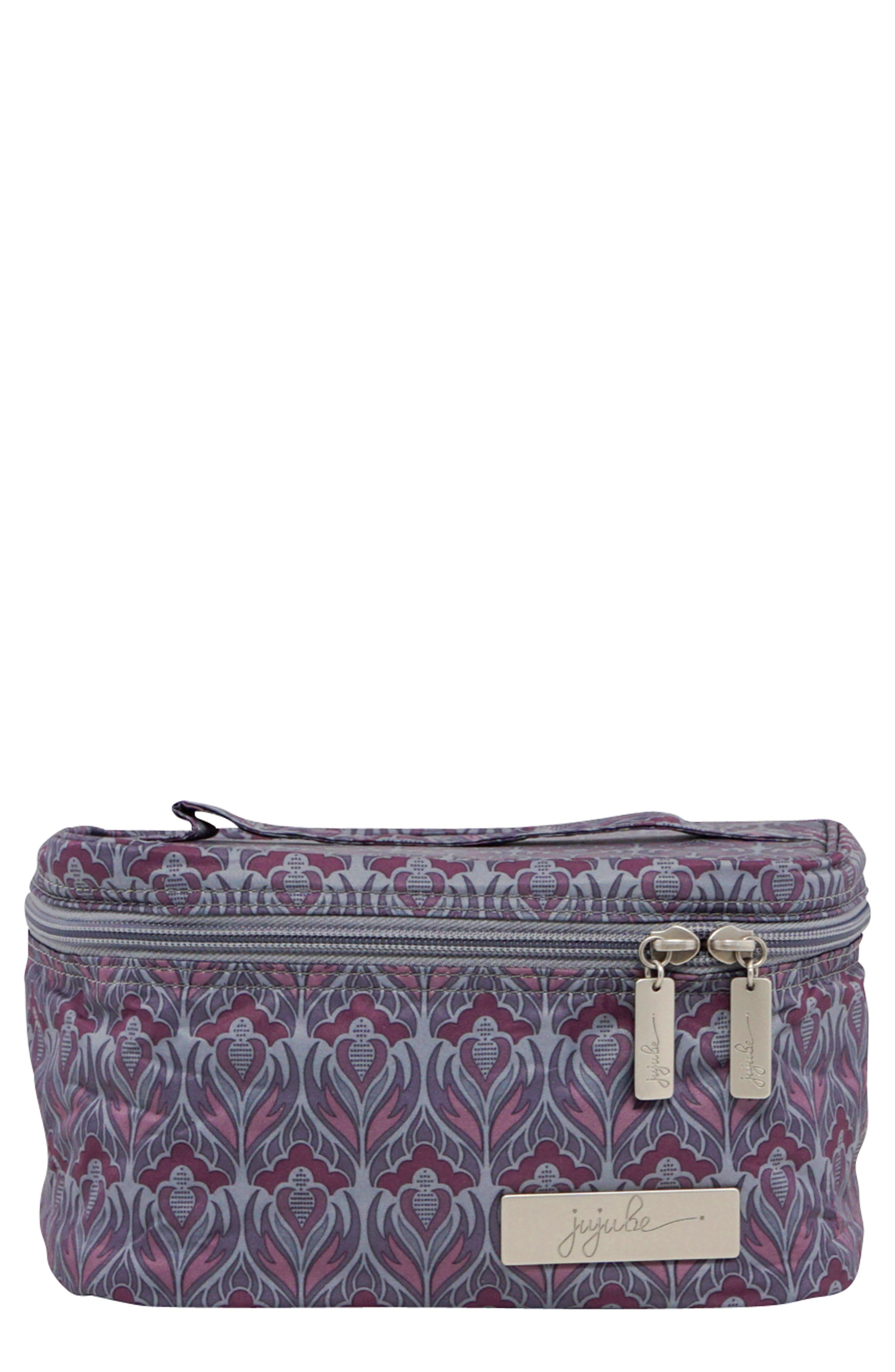 Legacy Be Ready Cosmetics Travel Case,                         Main,                         color, Amethyst Ice