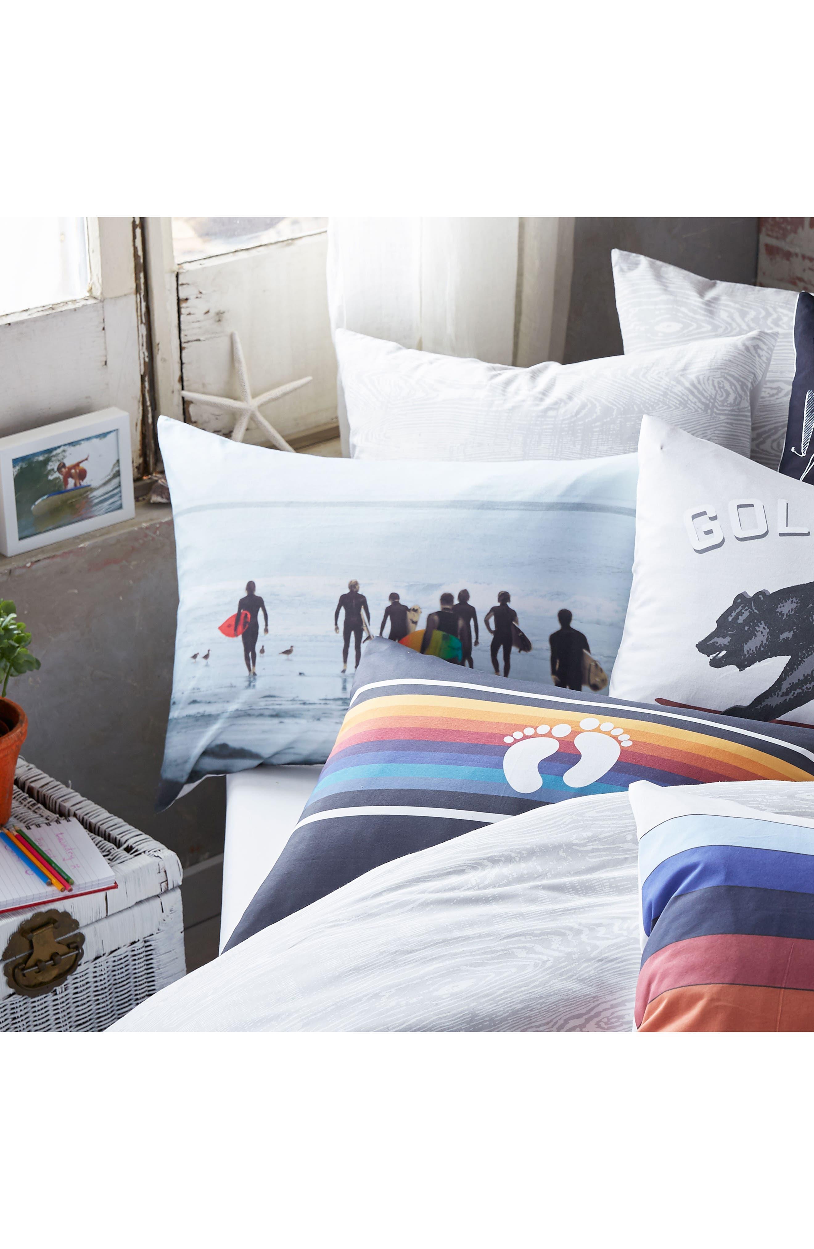 Alternate Image 3  - Hang Ten Surfers Pillowcase