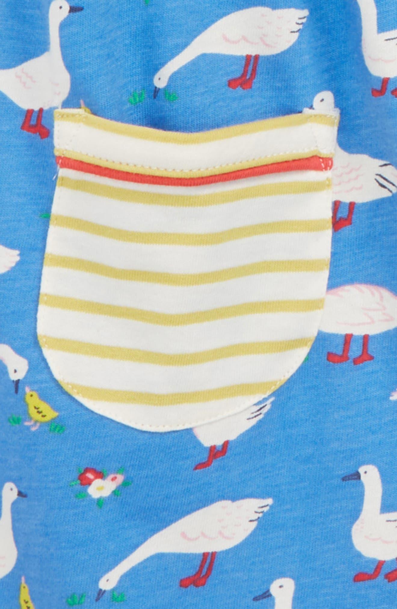 Hotchpotch Jersey Dress,                             Alternate thumbnail 2, color,                             Penzance Blue