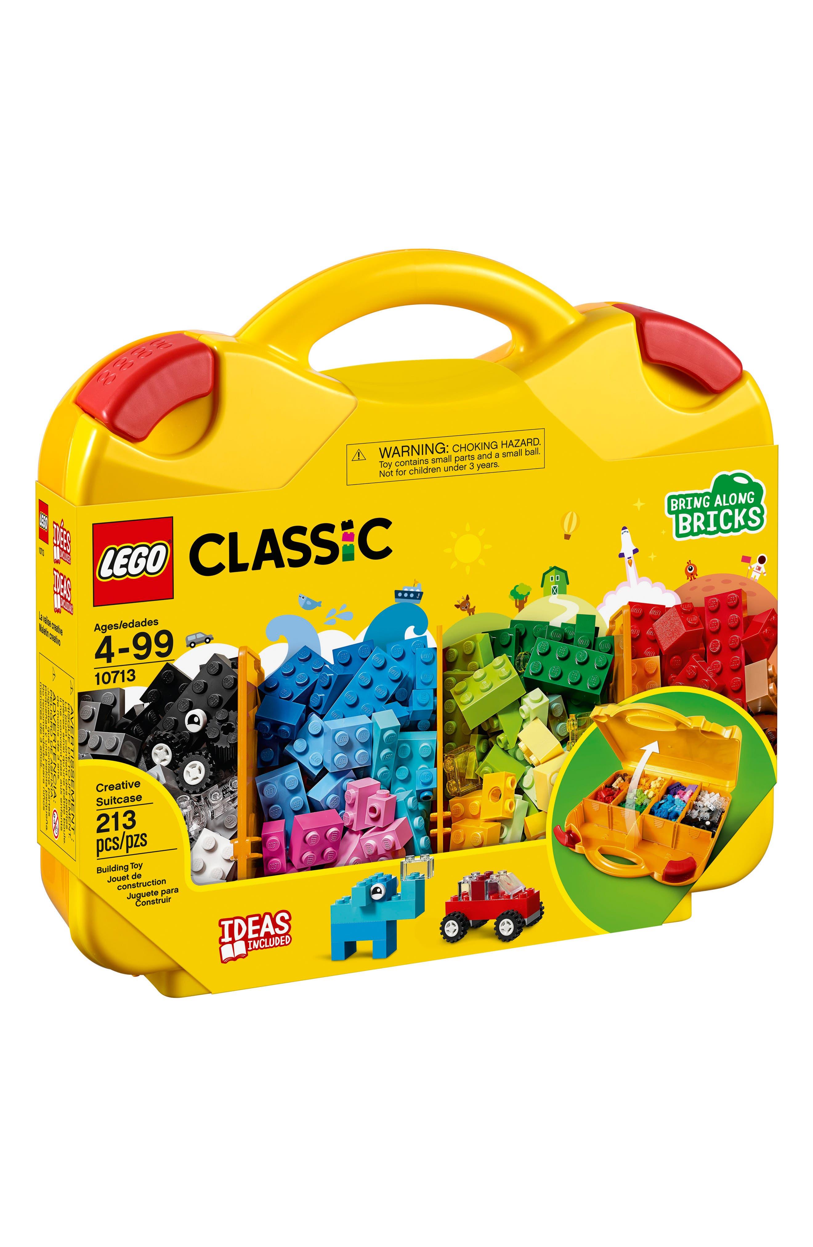 Classic Creative Suitcase - 10713,                             Main thumbnail 1, color,                             Multi