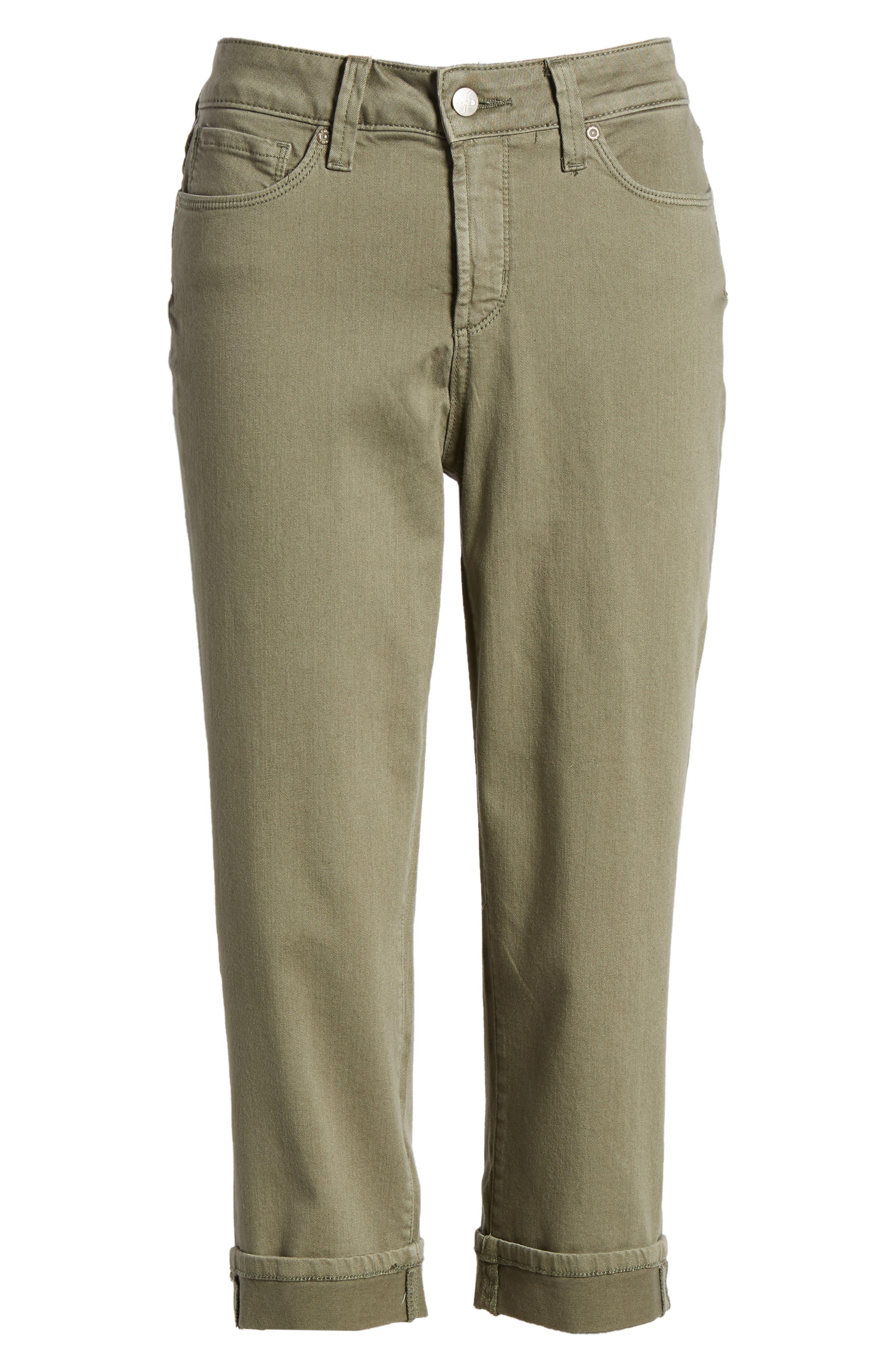 NYDJ Marilyn Crop Jeans (Regular & Petite)