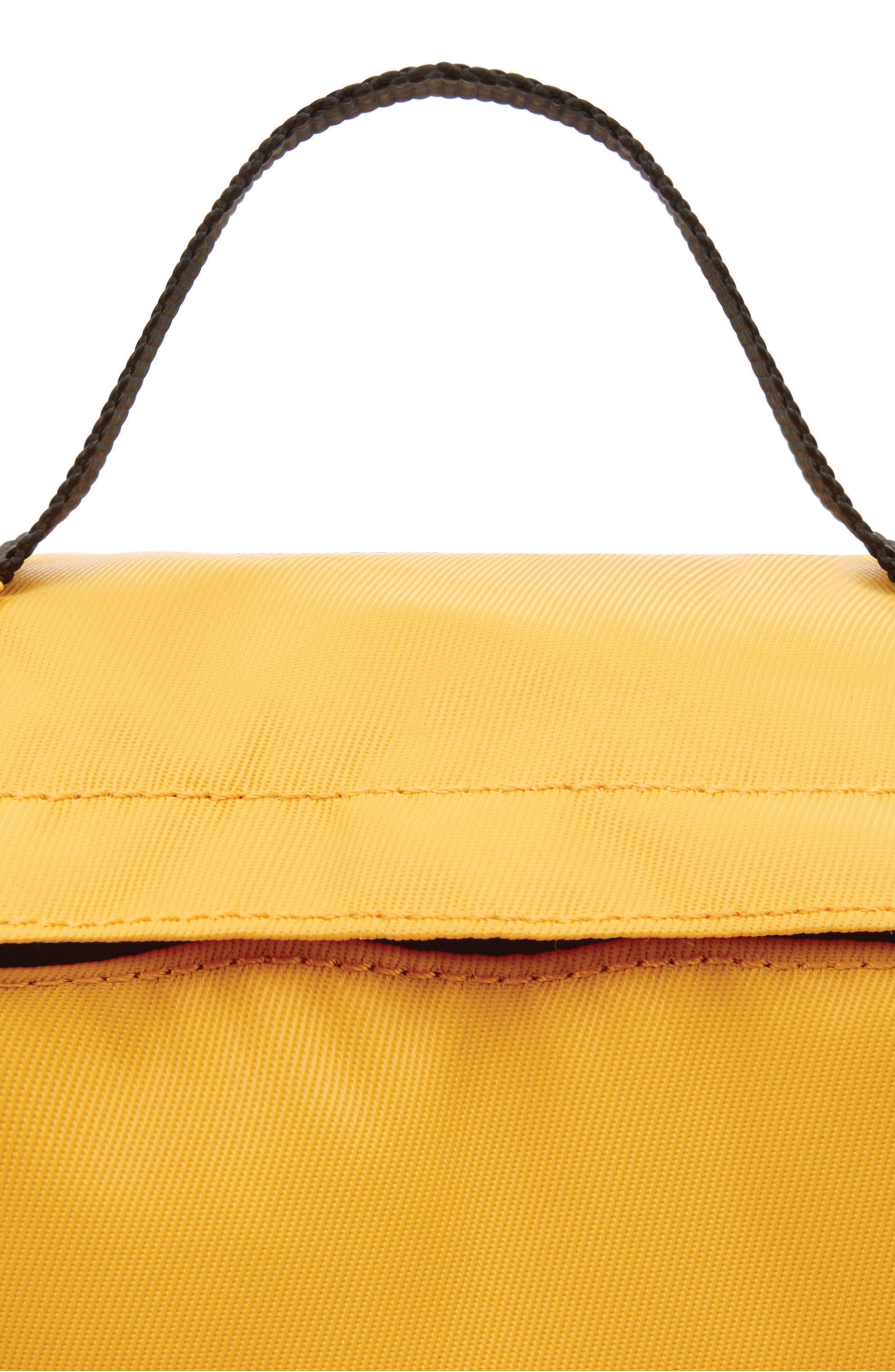Original Water Resistant Nylon Backpack,                             Alternate thumbnail 2, color,                             Yellow