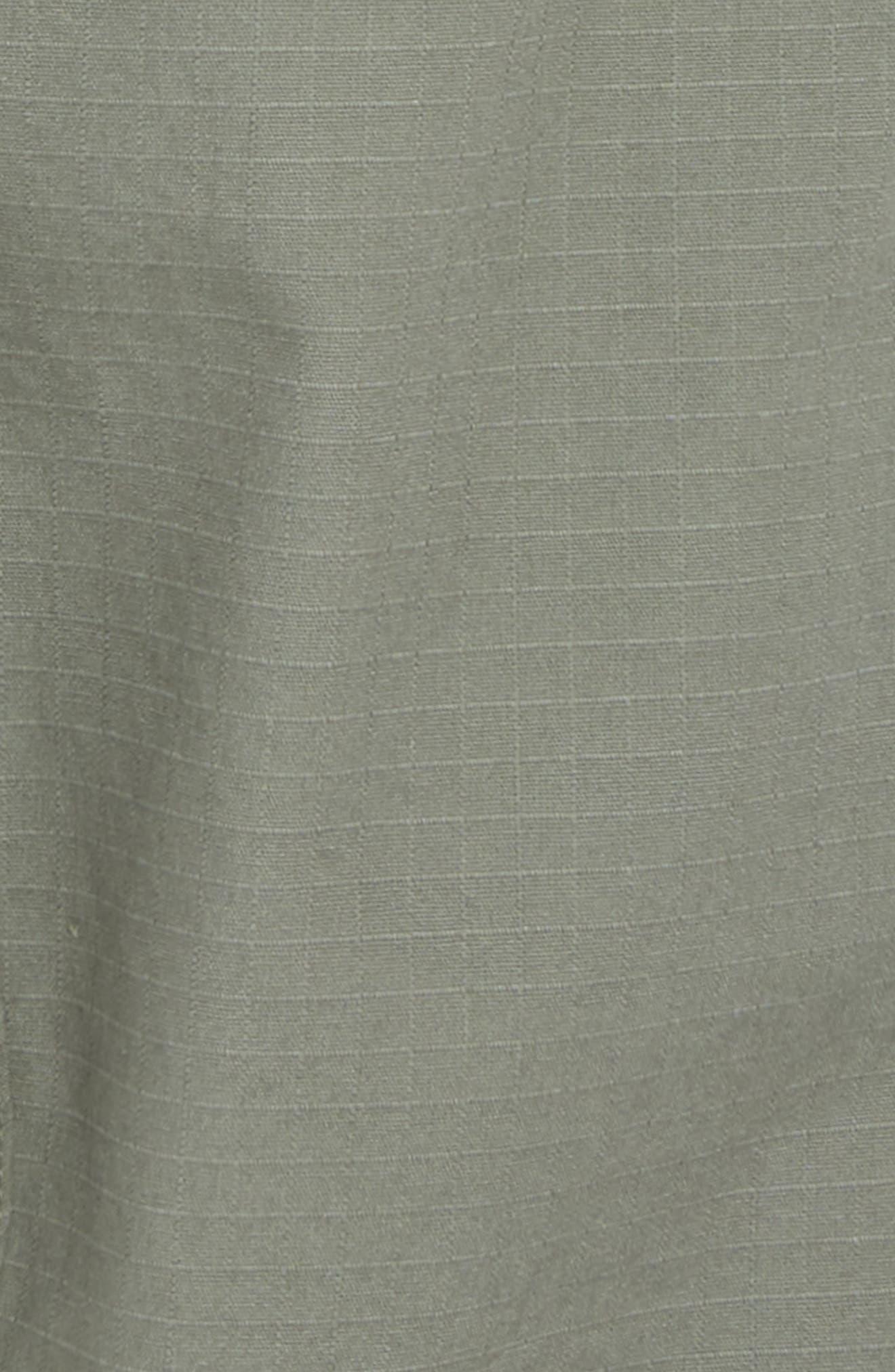 Ripstop Shorts,                             Alternate thumbnail 2, color,                             Green Agave