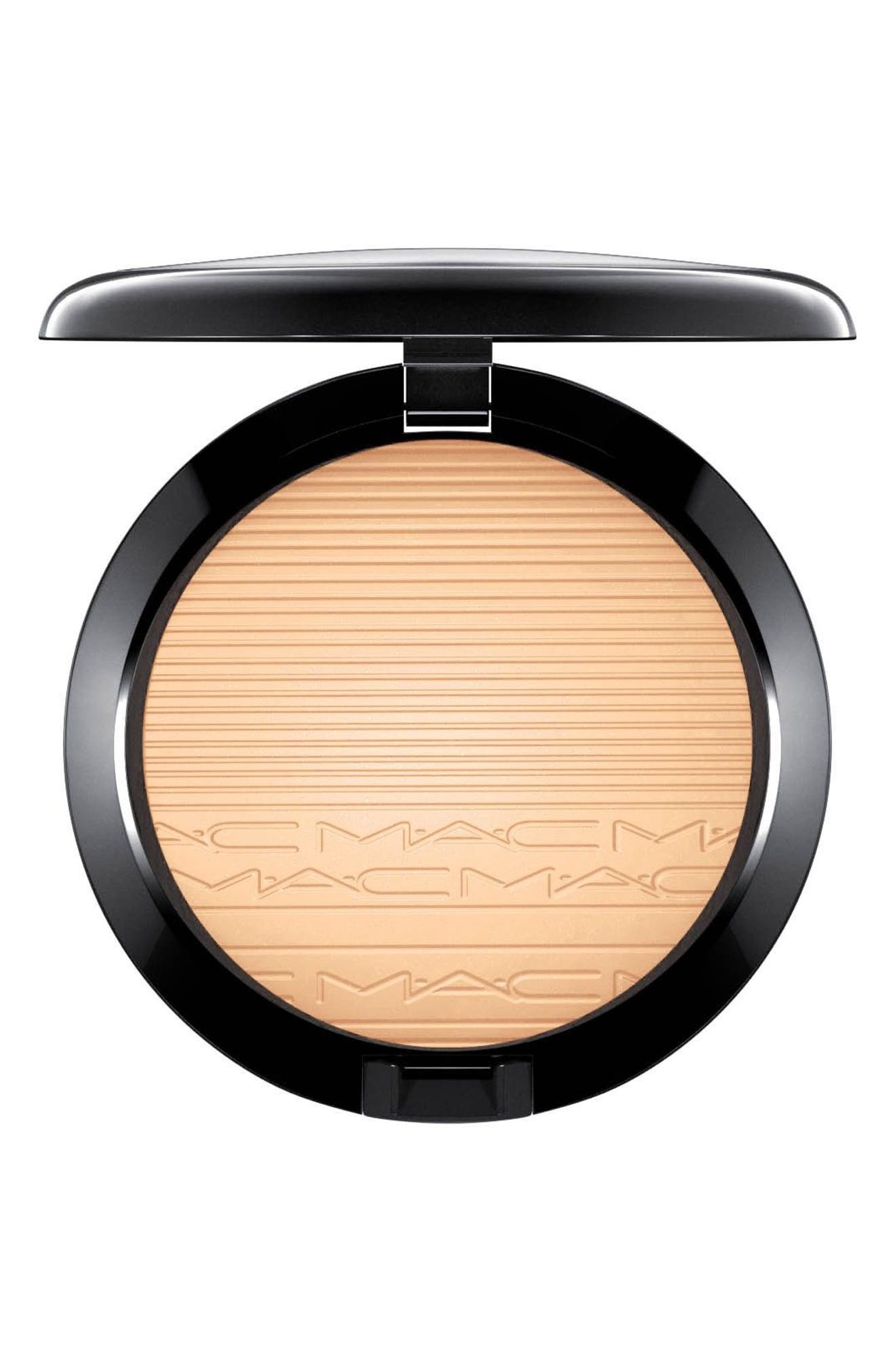 MAC Extra Dimension Skinfinish,                             Main thumbnail 1, color,                             Whisper Of Gilt