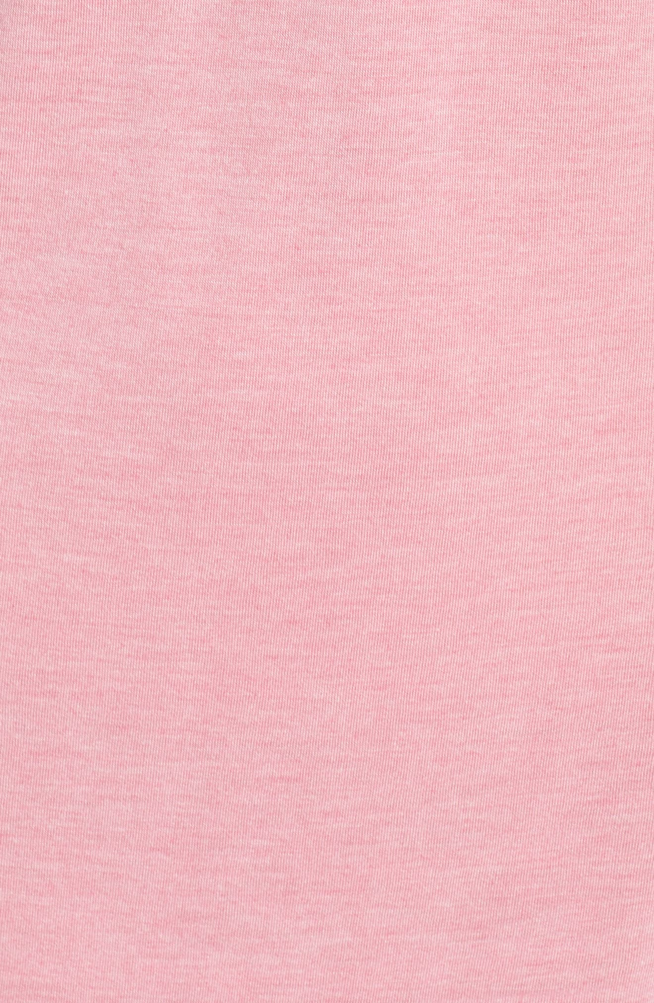 Shangri-La Chemise,                             Alternate thumbnail 6, color,                             Hibicus Pink