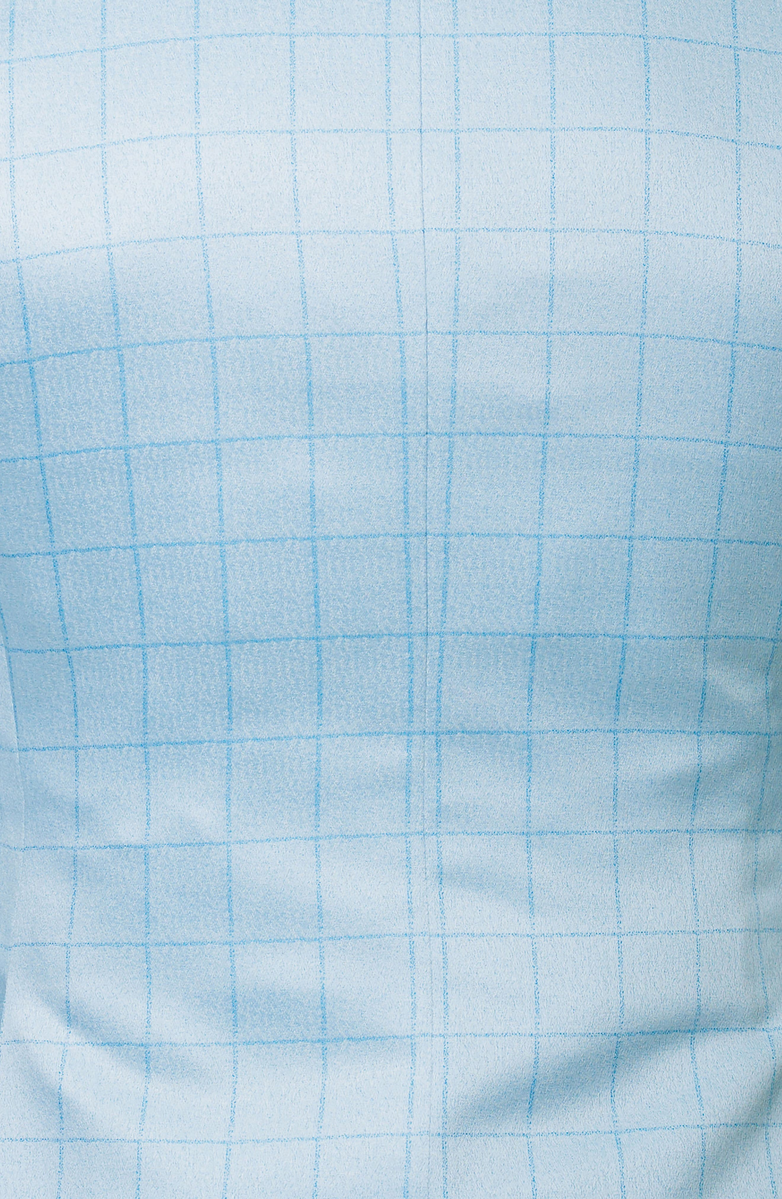 Elegance Check Windowpane Sport Coat,                             Alternate thumbnail 5, color,                             Blue