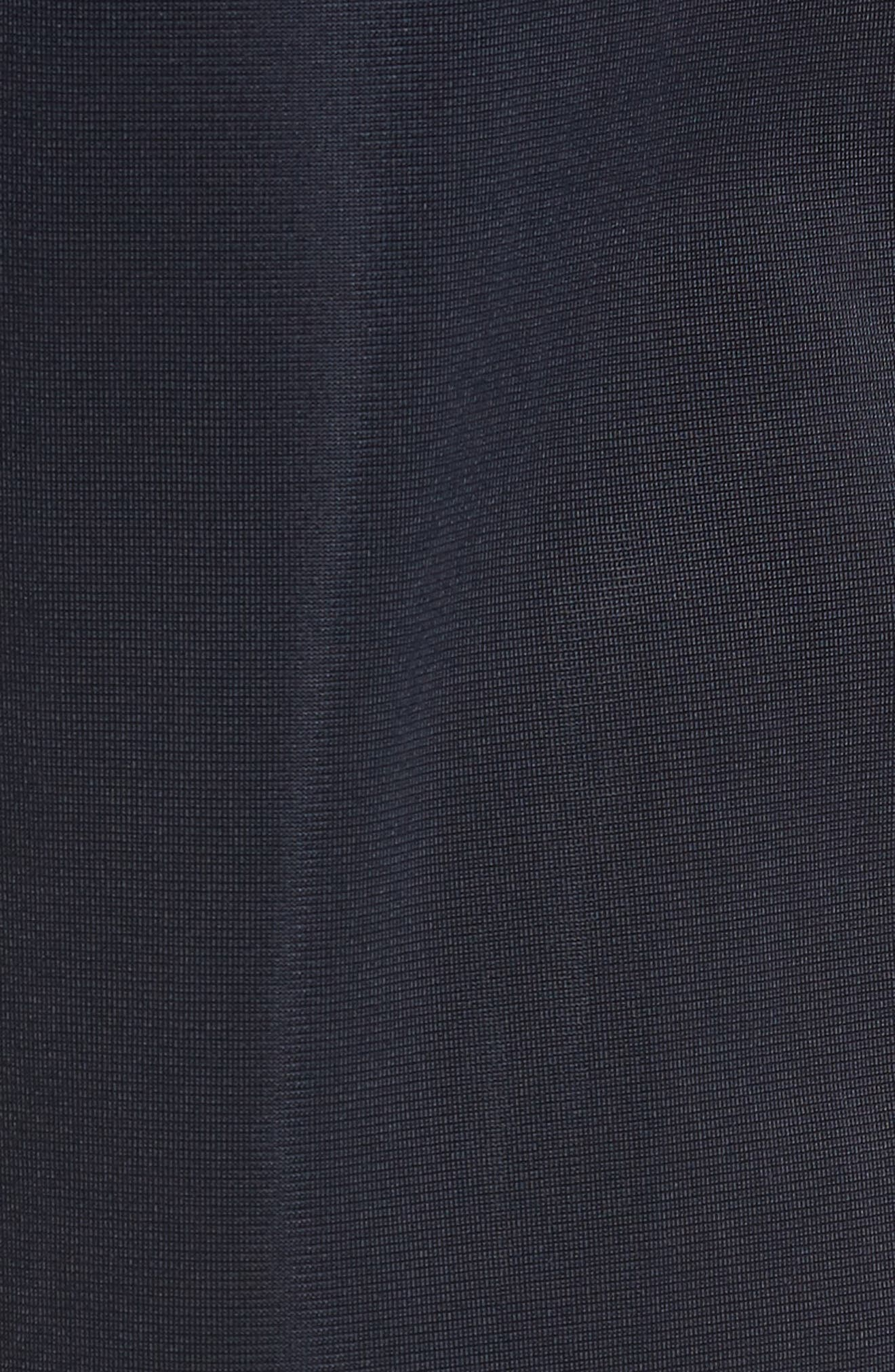 Polywarp Knit Pants,                             Alternate thumbnail 5, color,                             Navy