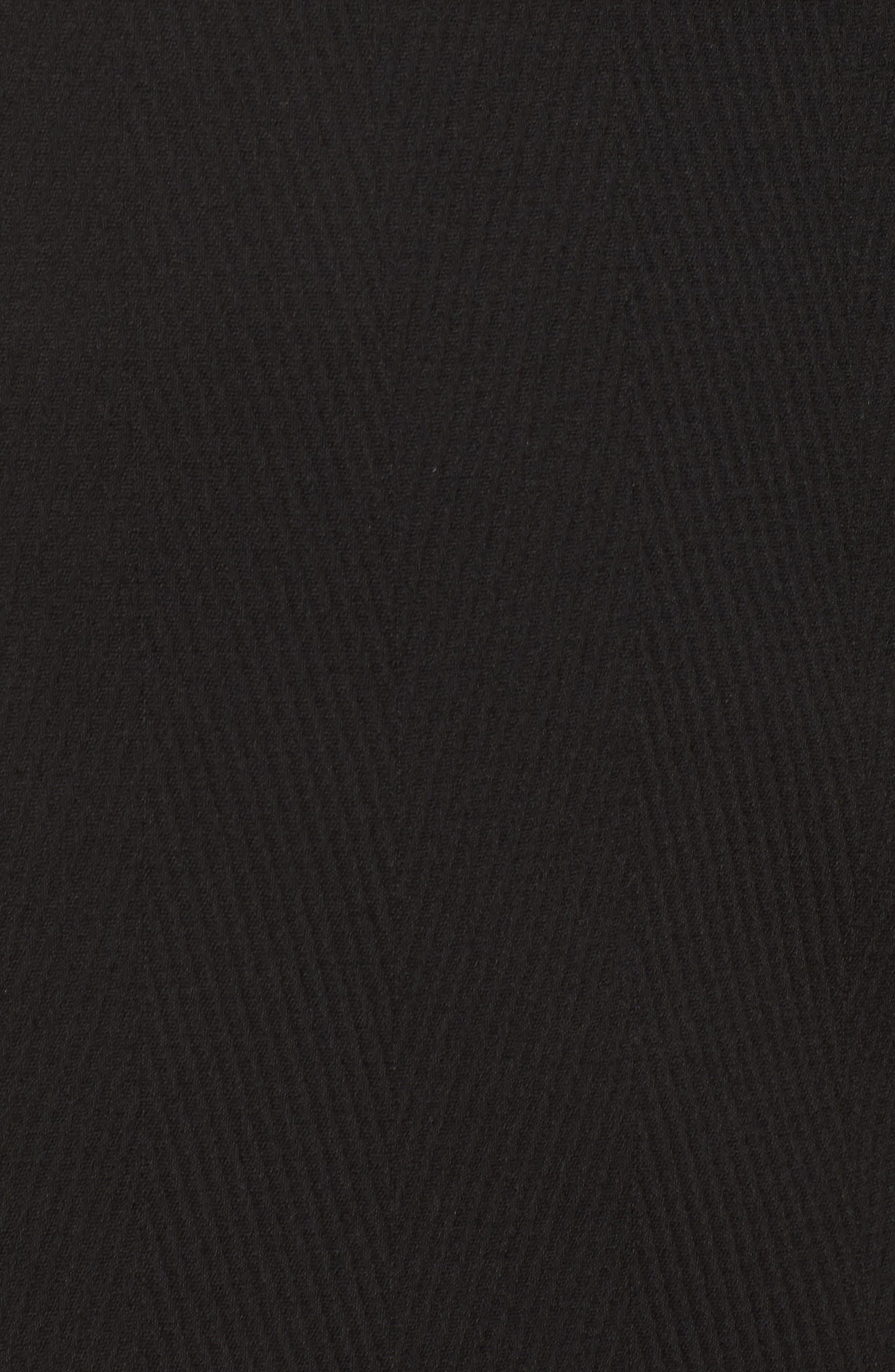 Dasmia Sheath Dress,                             Alternate thumbnail 6, color,                             Black
