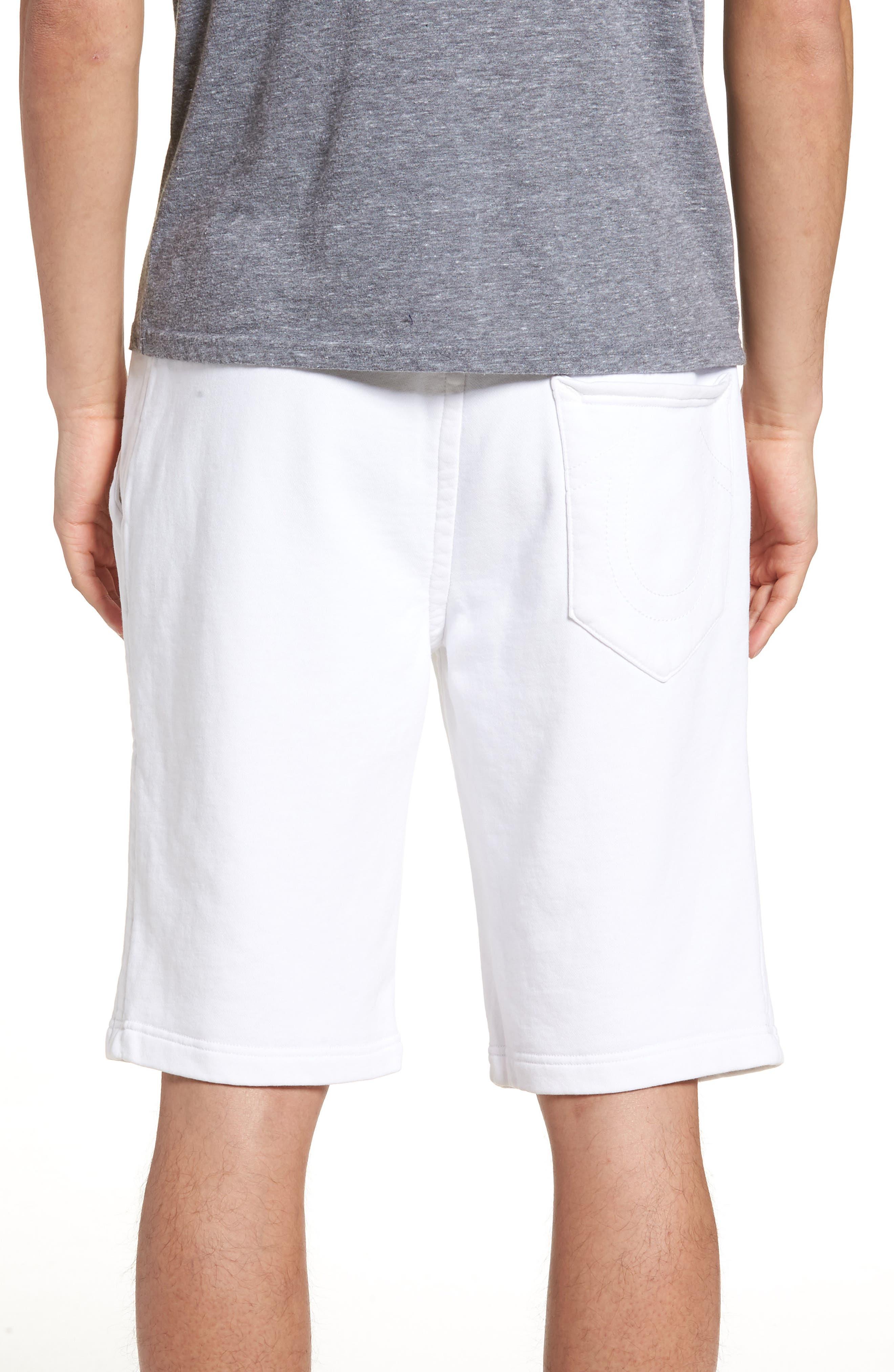 Core Shorts,                             Alternate thumbnail 2, color,                             Soft White