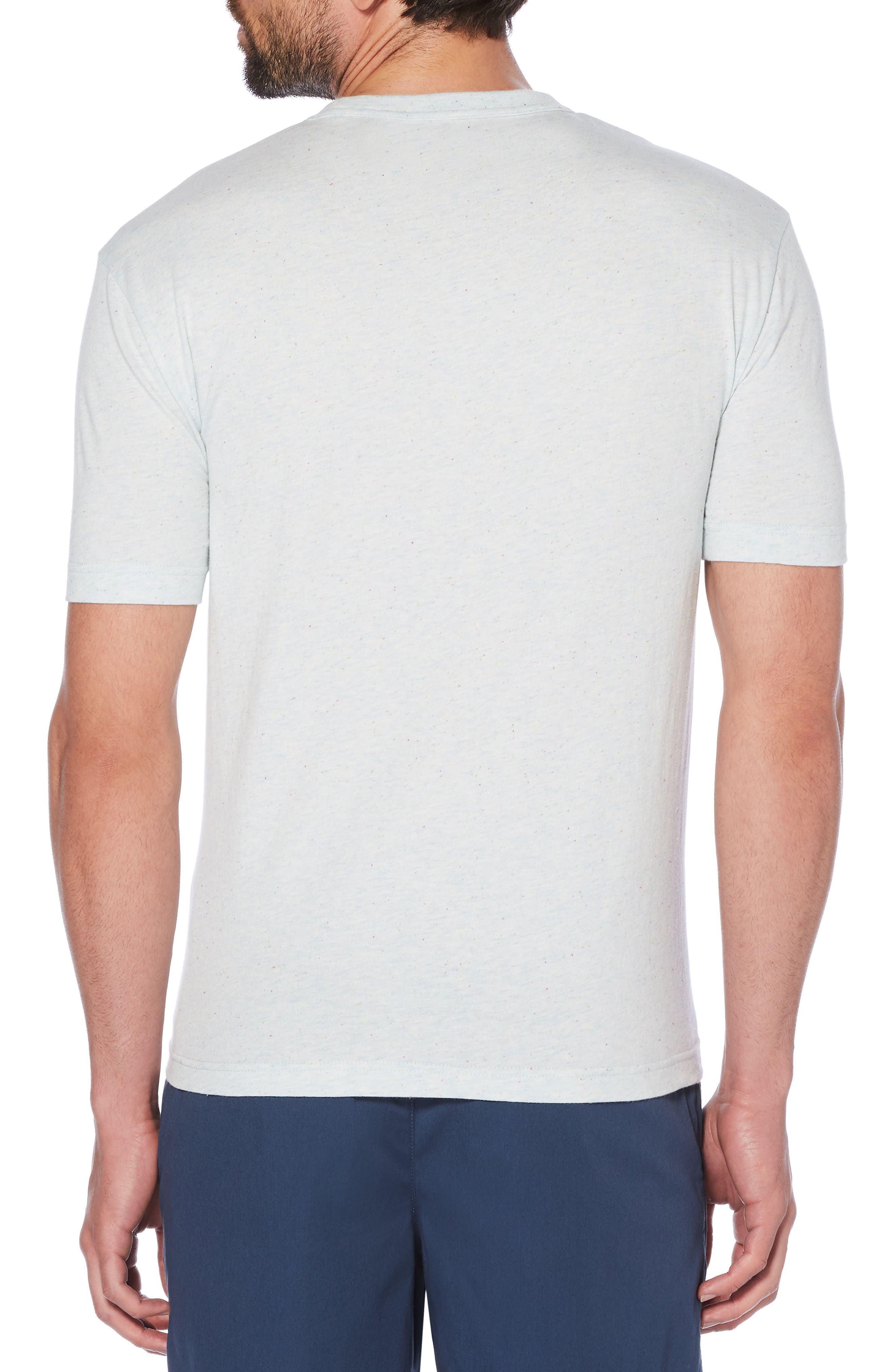 Good Vibes T-Shirt,                             Alternate thumbnail 2, color,                             Omphalodes
