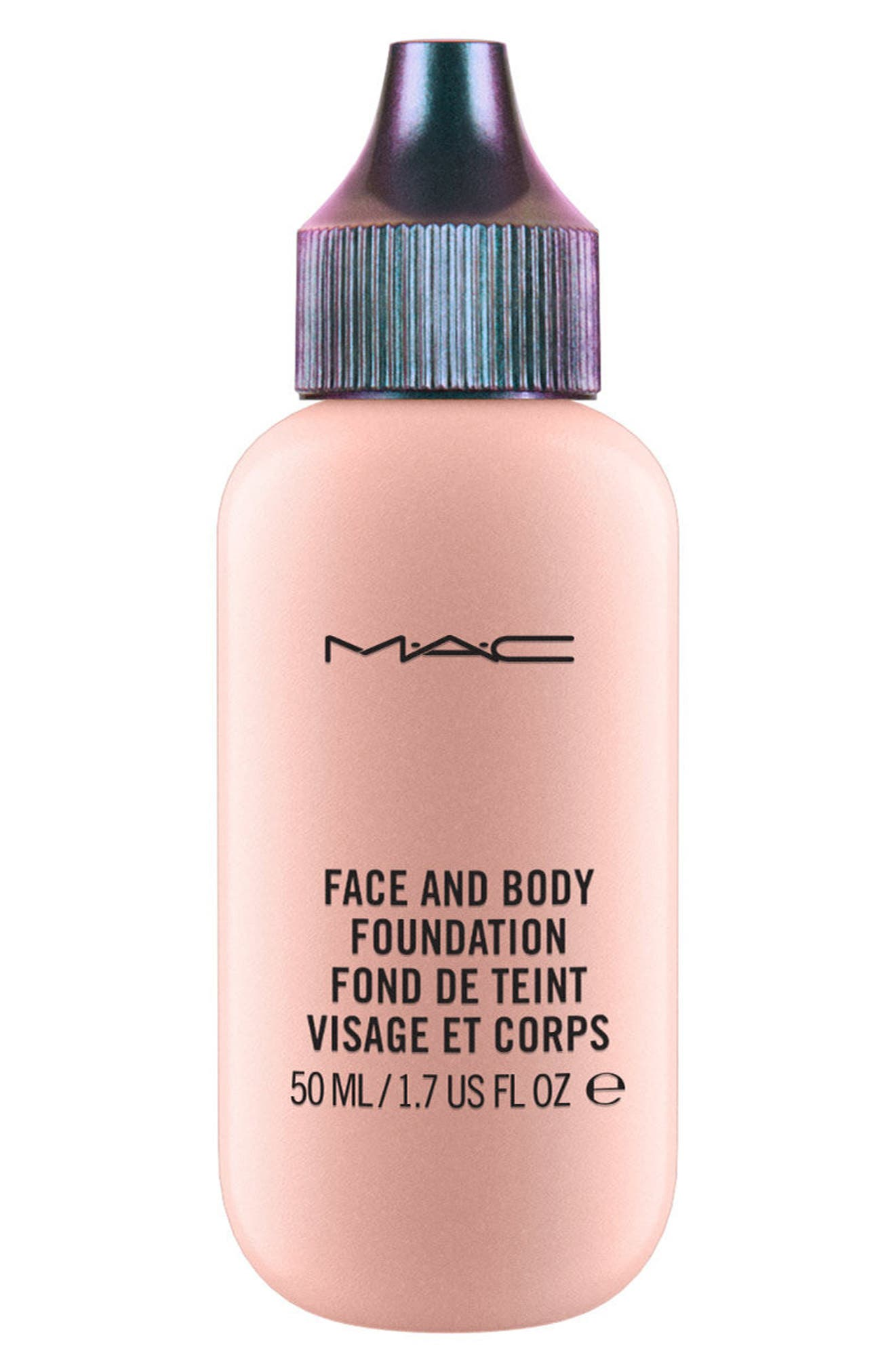 MAC Mirage Noir Studio Face & Body Foundation (Limited Edition)