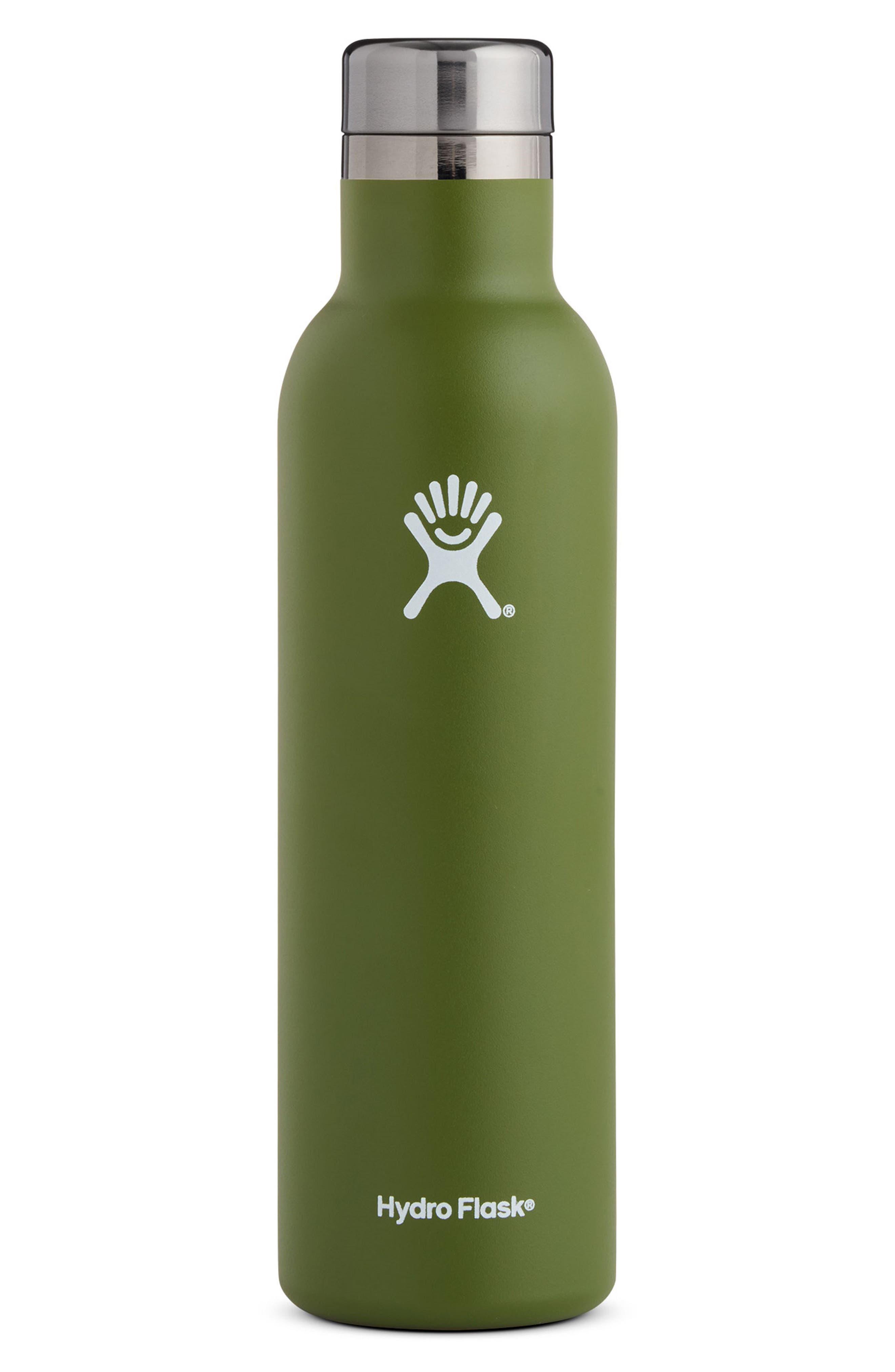 Hydro Flask 25-Ounce Stainless Steel Wine Bottle