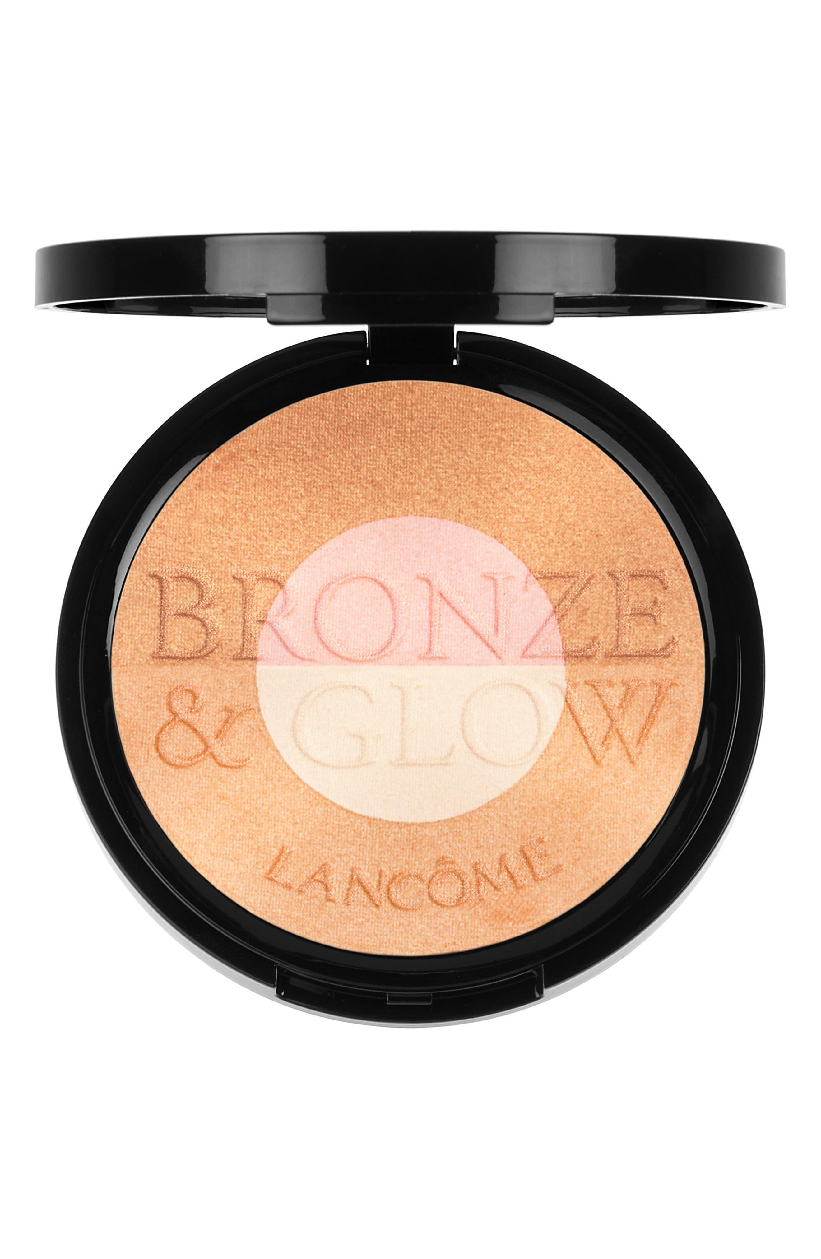 Bronze & Glow Powder,                             Main thumbnail 1, color,                             Time To Glow