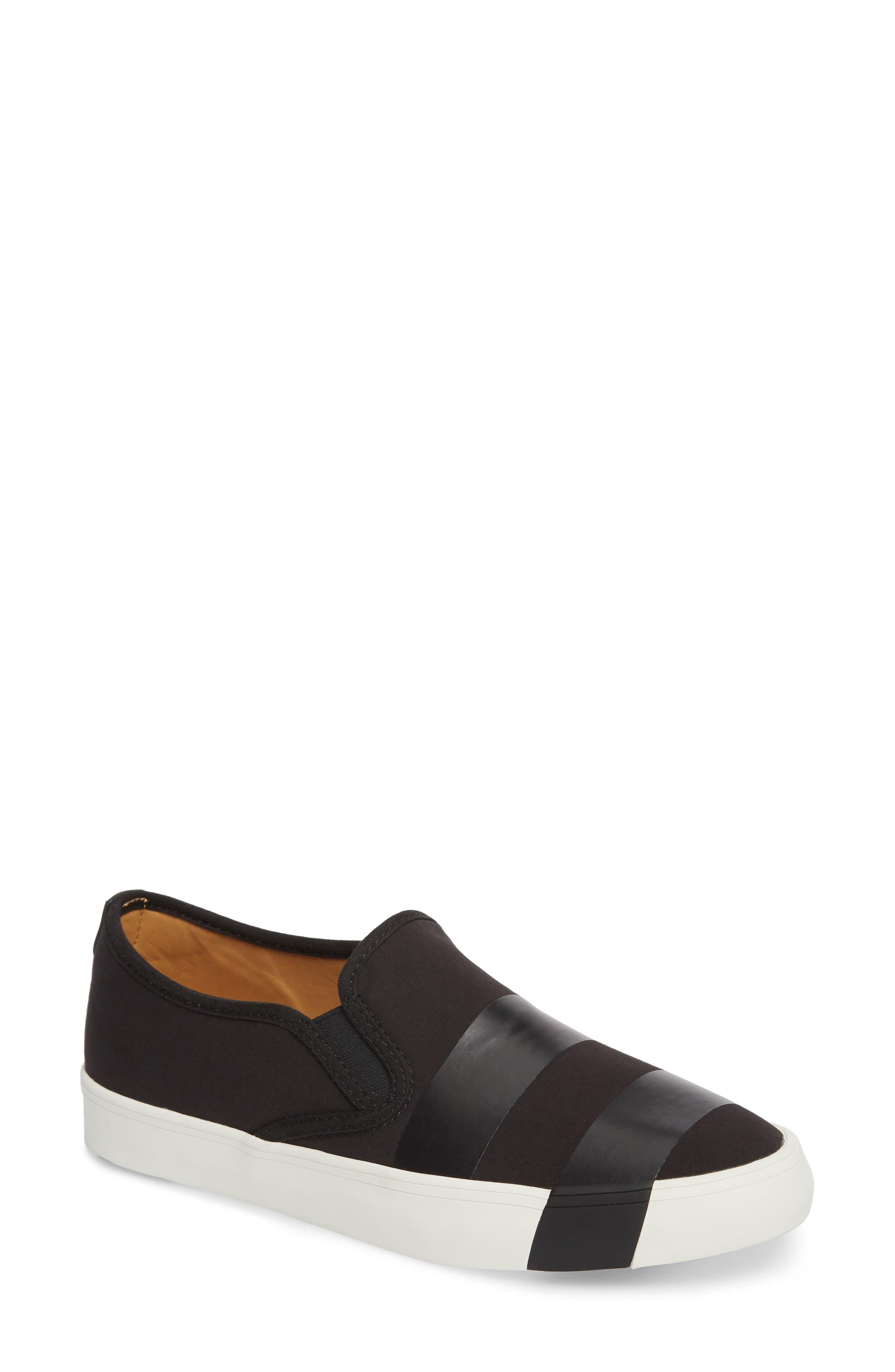 The Hammonds Slip-On Sneaker,                             Main thumbnail 1, color,                             Black On Black