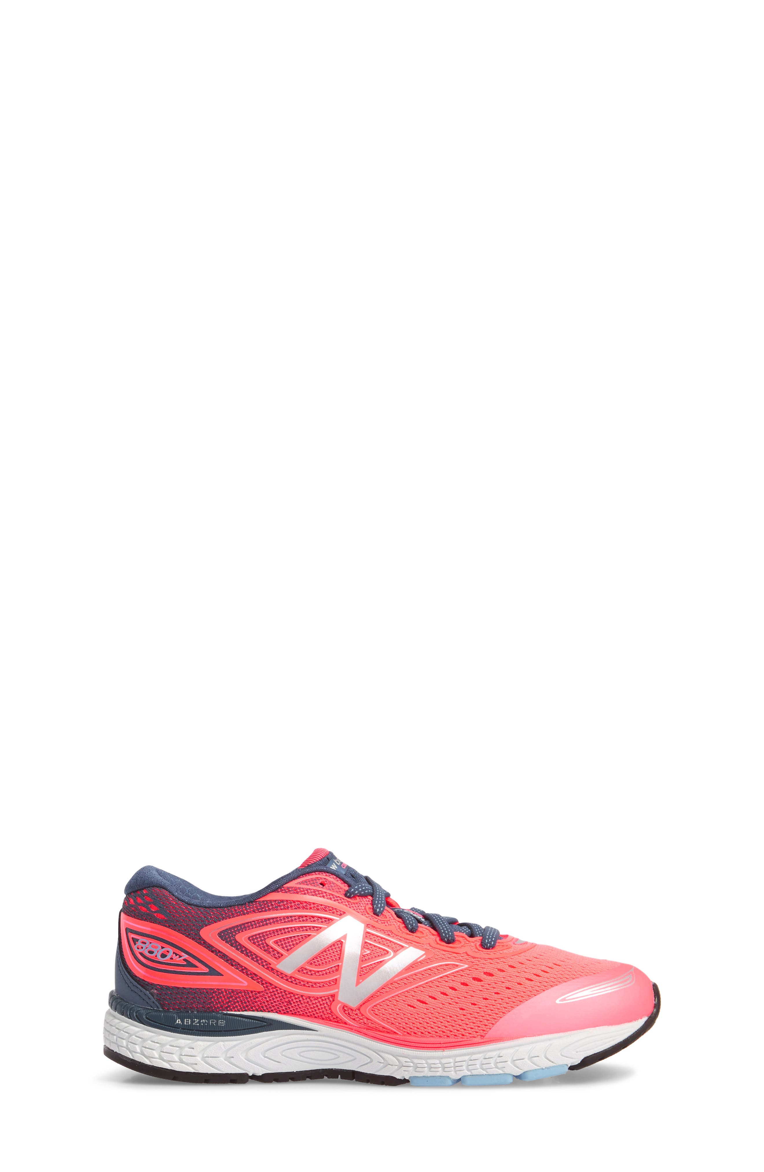880v7 Sneaker,                             Alternate thumbnail 3, color,                             Guava