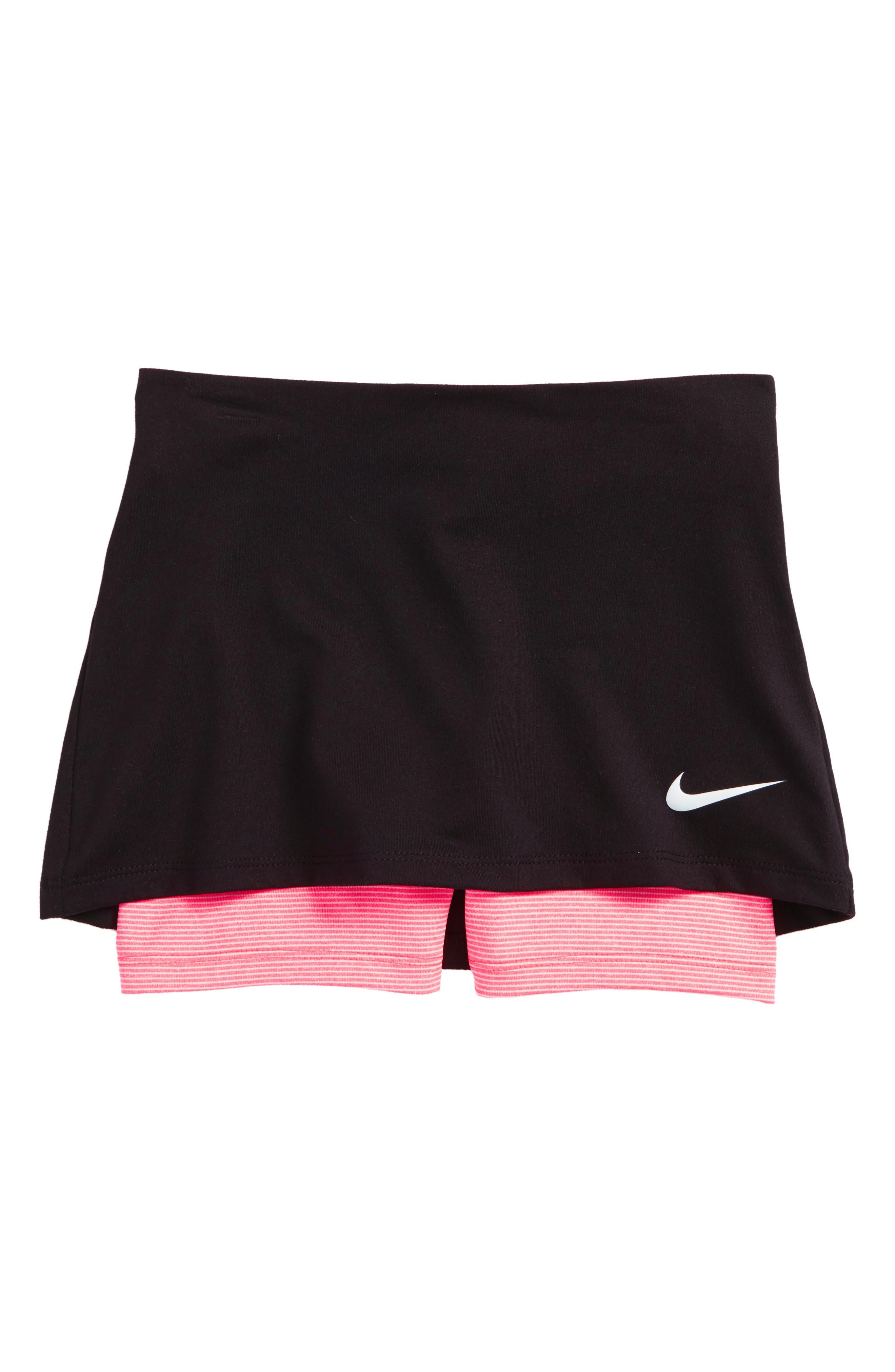 Dri-Fit Scooter Shorts,                             Main thumbnail 1, color,                             Black