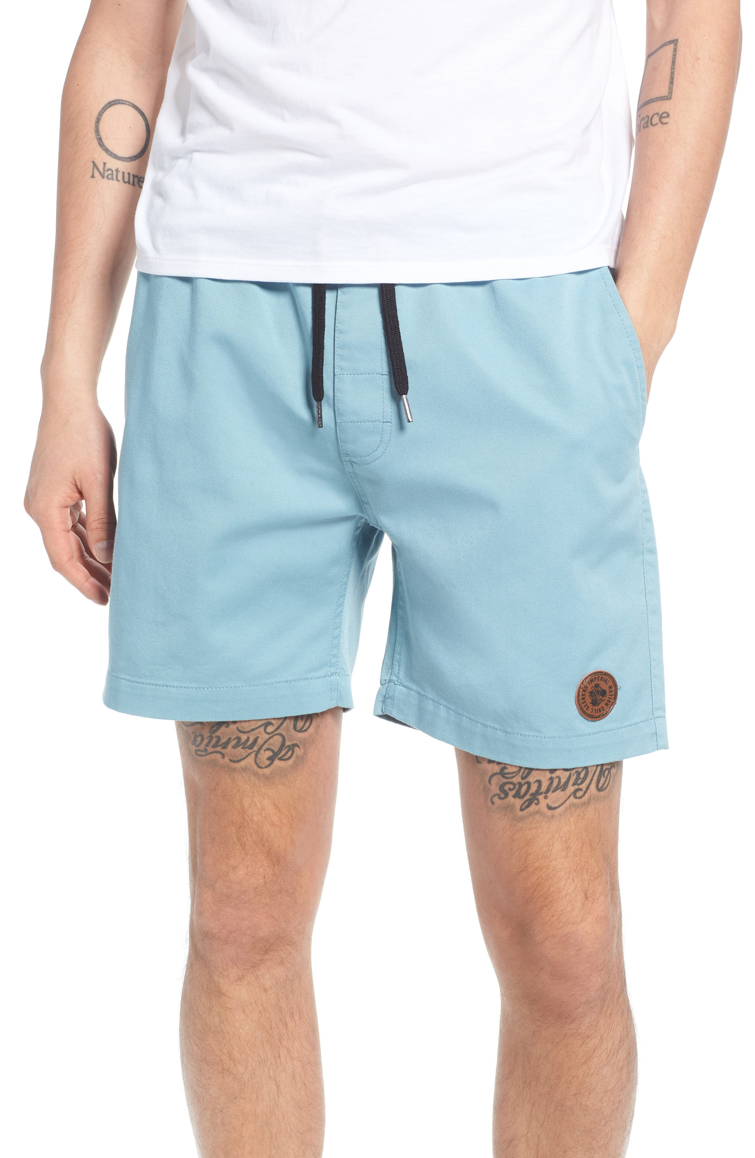 Seeker Shorts,                         Main,                         color, Light Blue