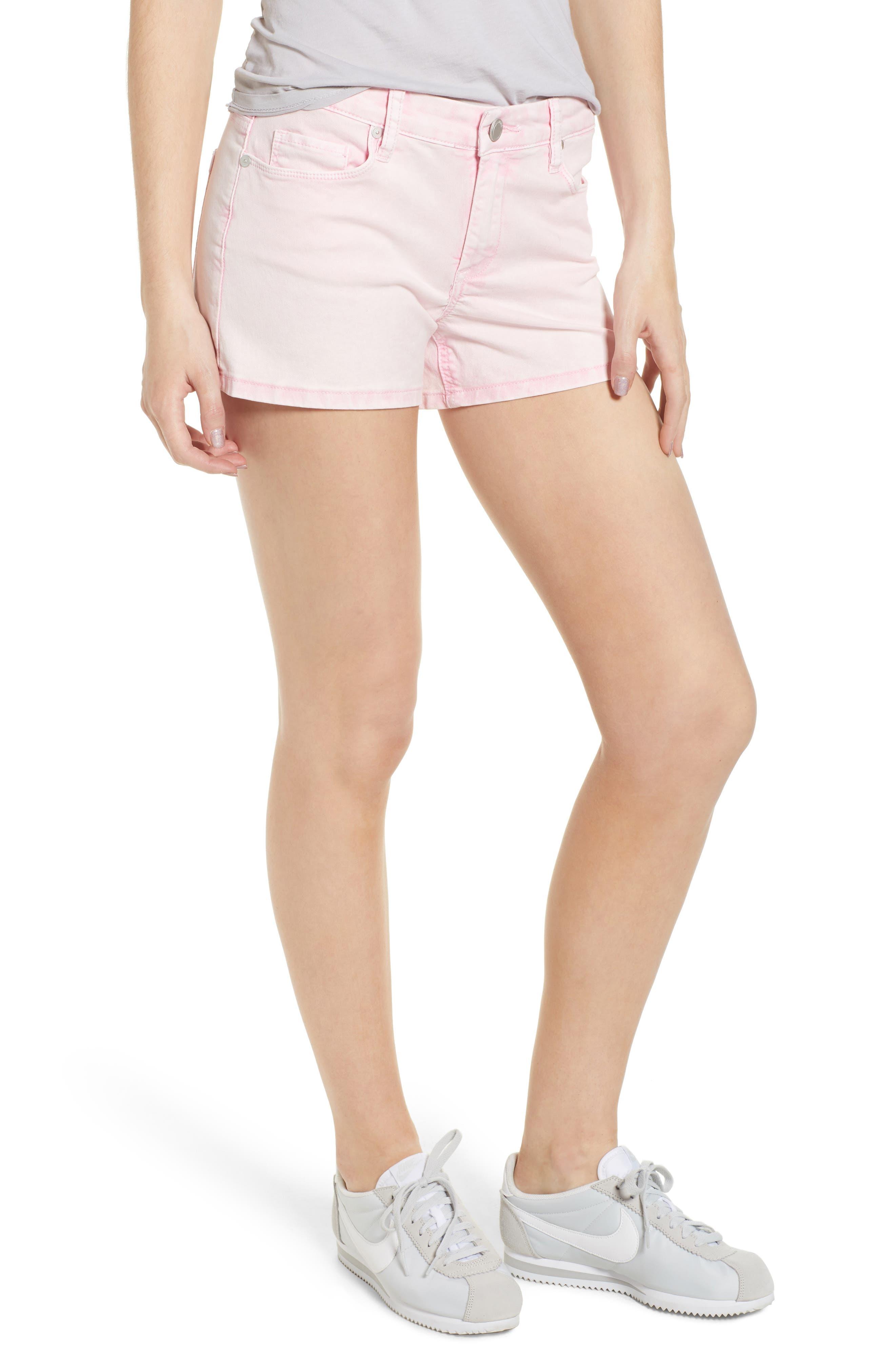 BLANKNYC Denim Shorts (Millenial Pink)