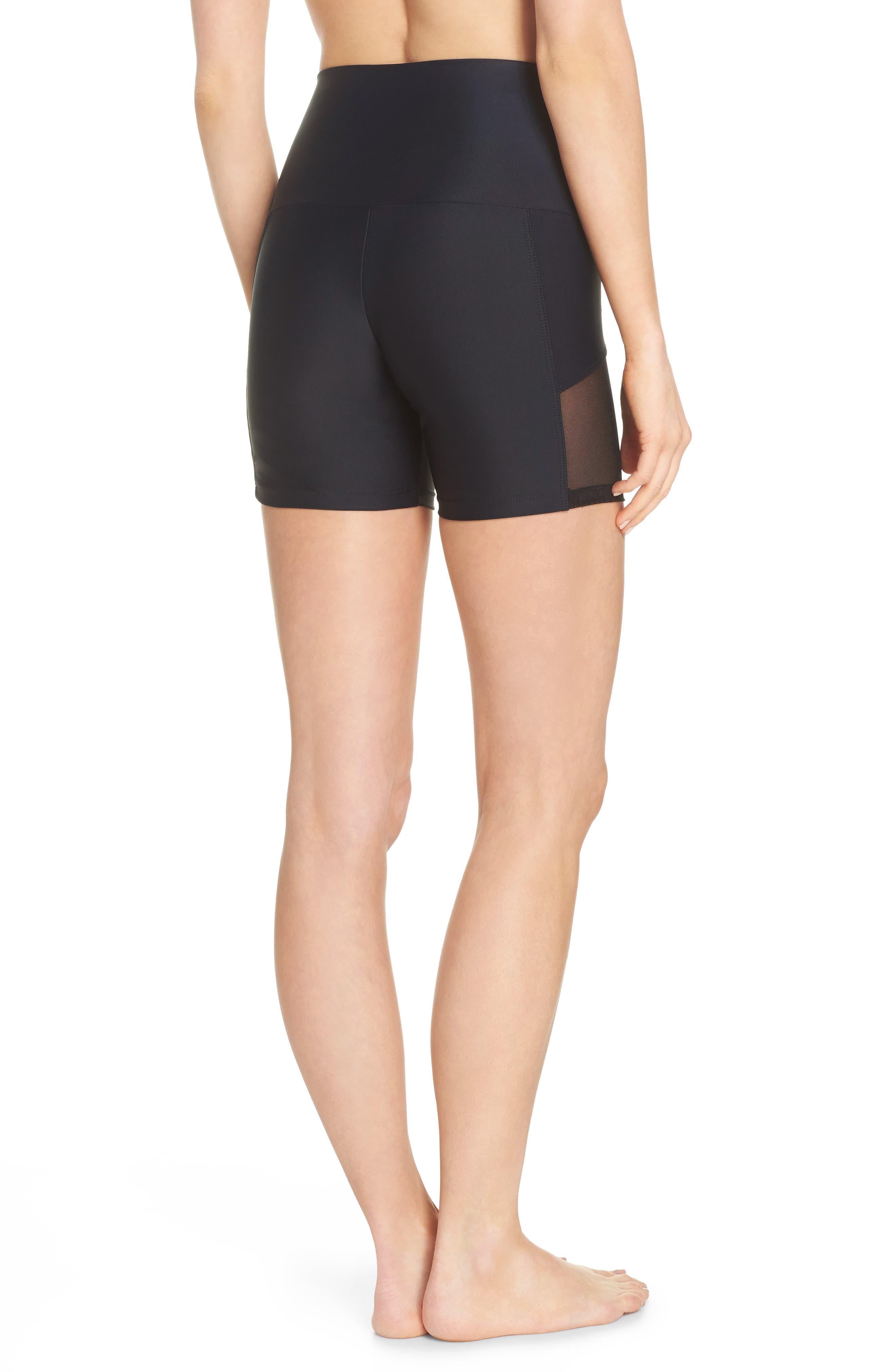 Stunner Shorts,                             Alternate thumbnail 2, color,                             Black