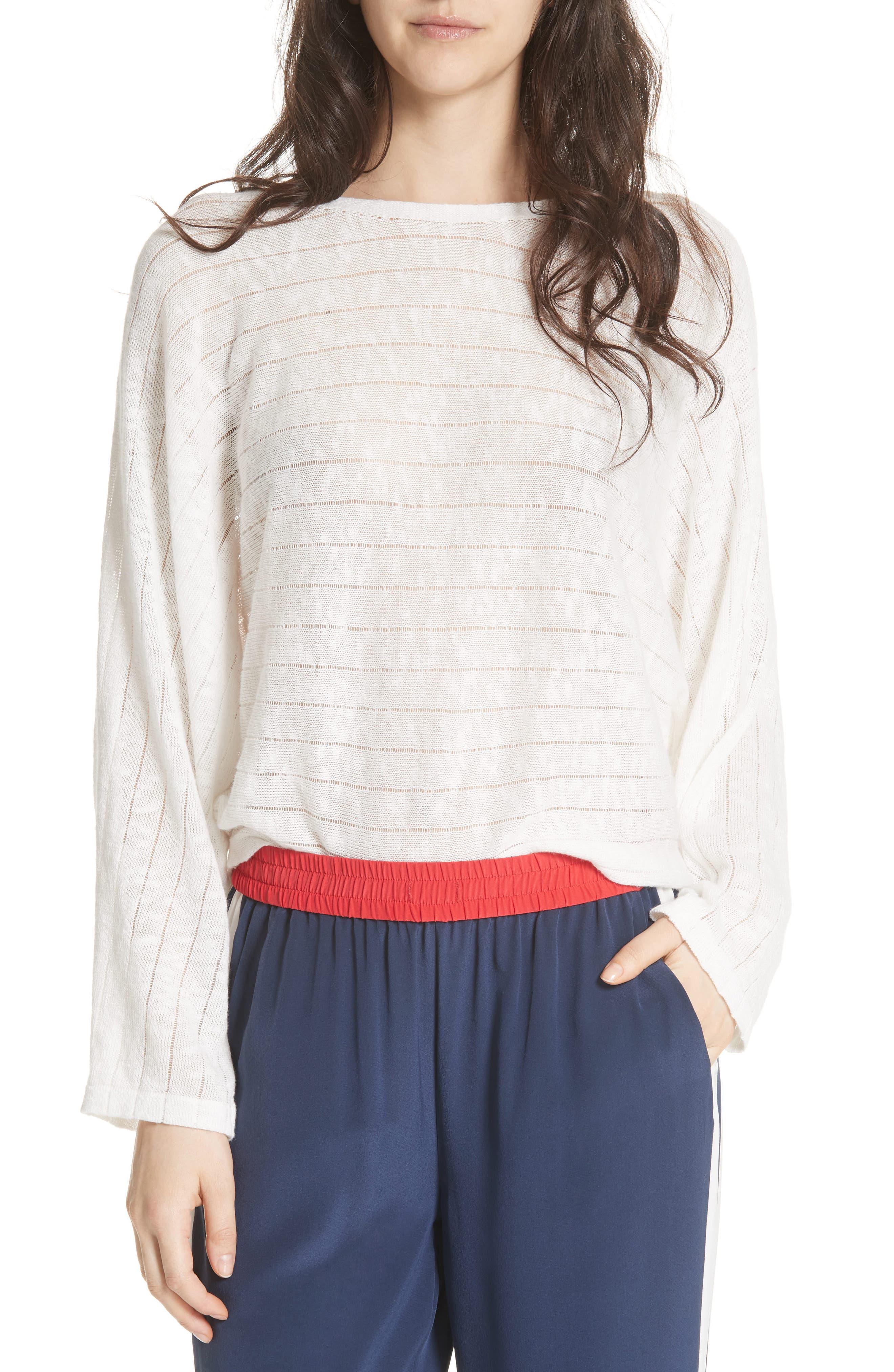 Joie Ramie Cotton Sweater