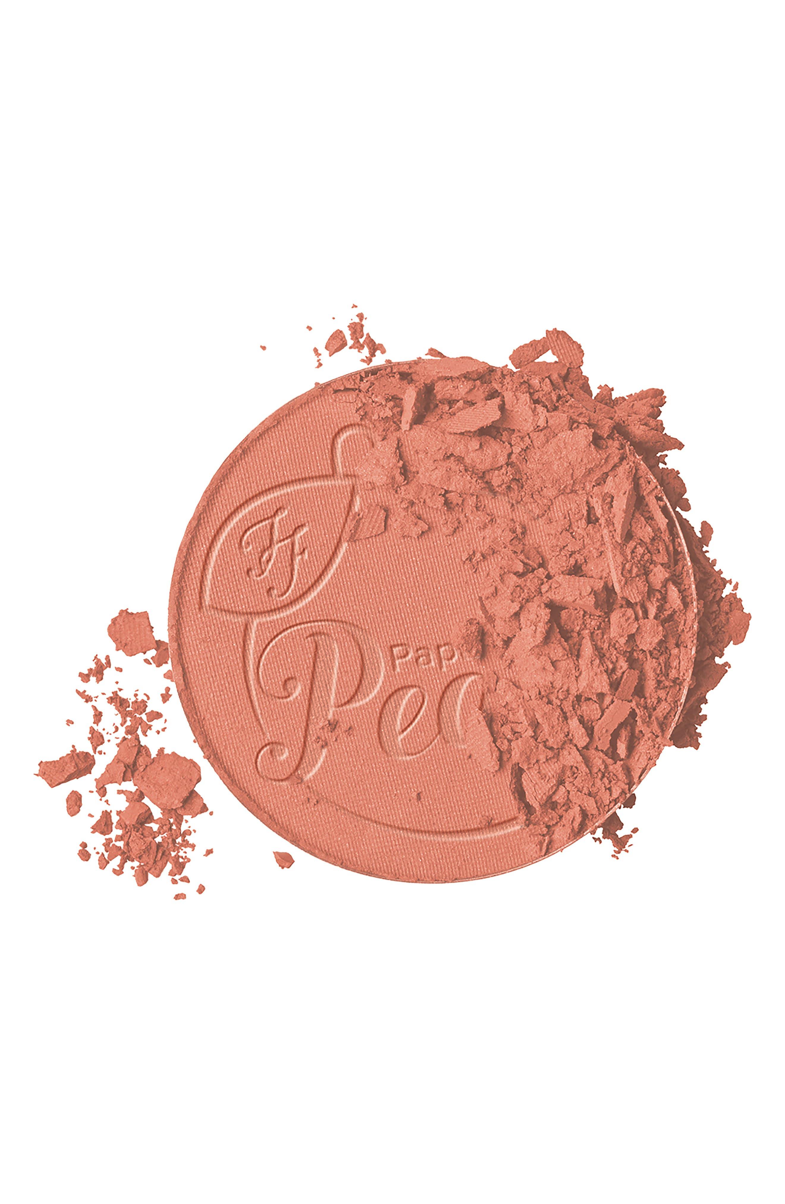 Papa Don't Peach Blush,                             Alternate thumbnail 2, color,                             Peach