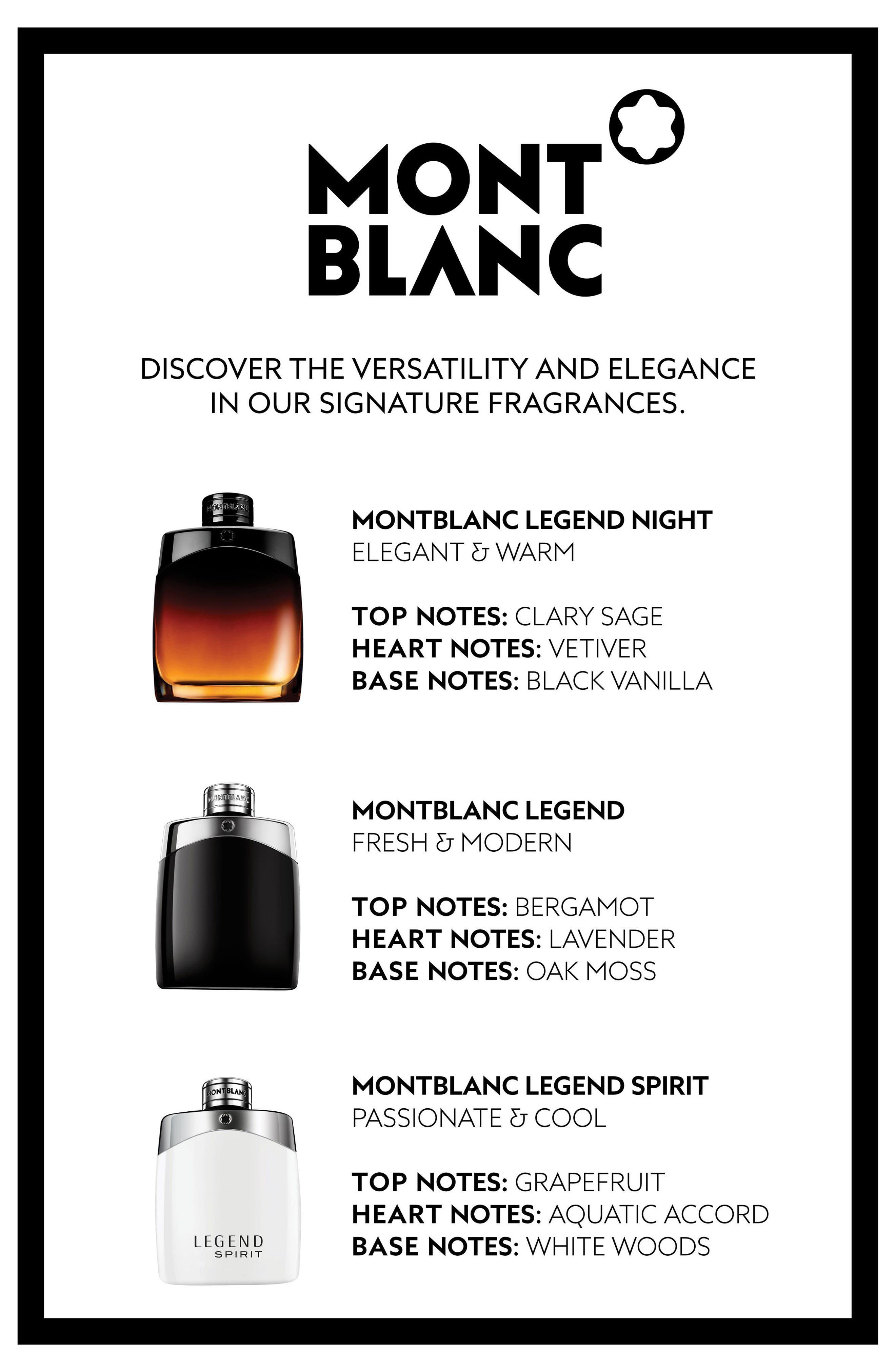Legend Night Eau de Parfum,                             Alternate thumbnail 6, color,                             No Color