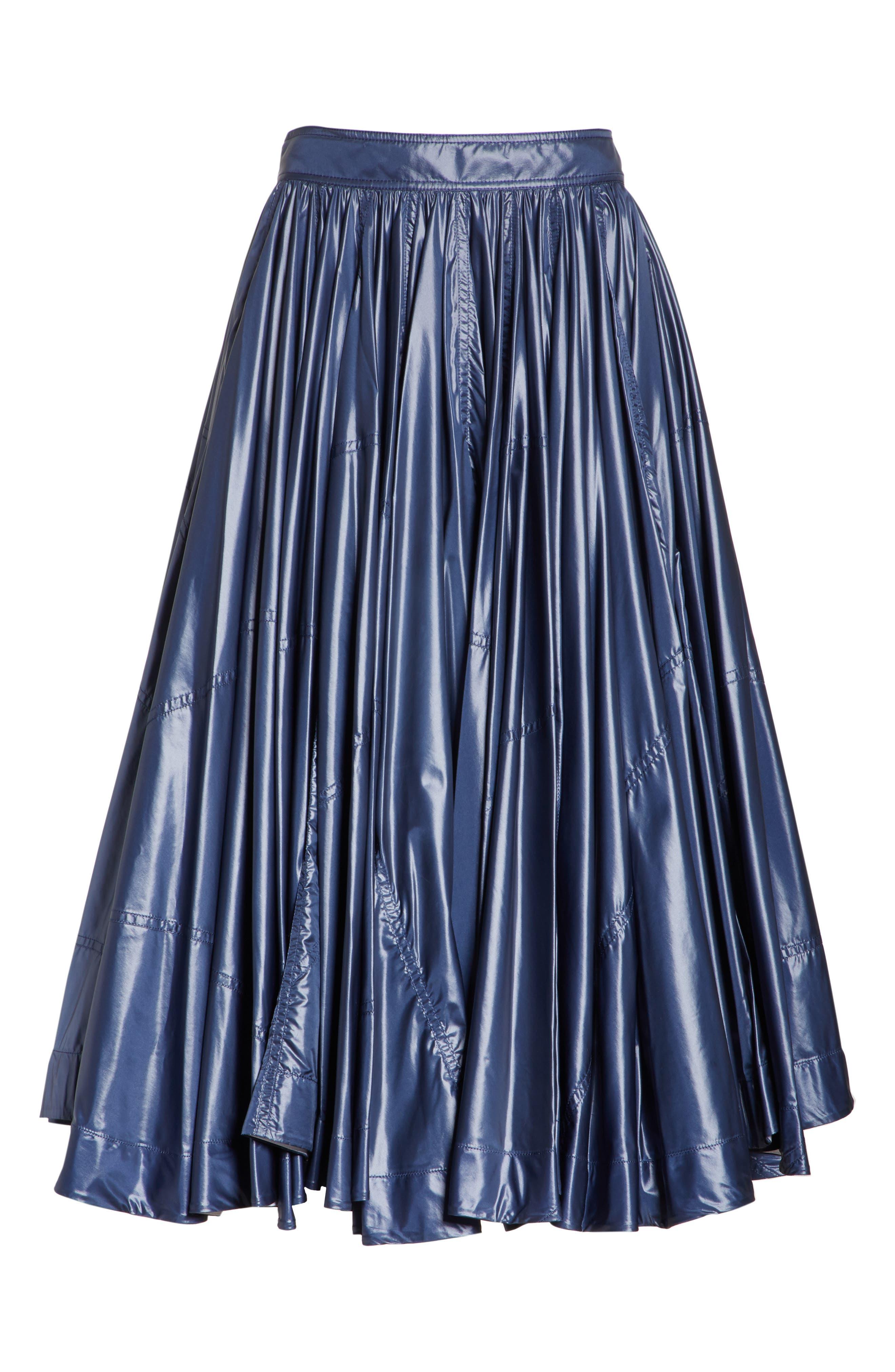 Nylon Tent Skirt,                             Alternate thumbnail 6, color,                             Marine