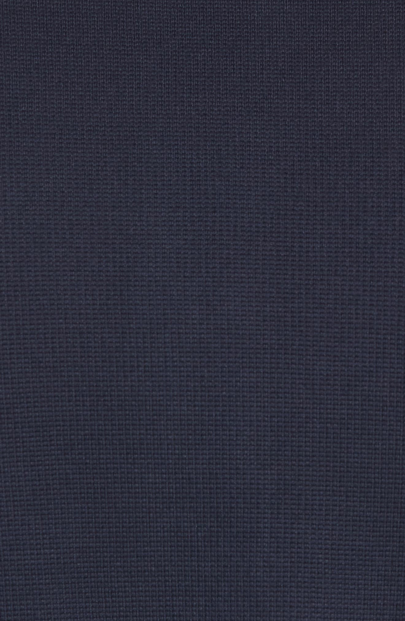 Henley T-Shirt,                             Alternate thumbnail 4, color,                             Dark Navy Blue