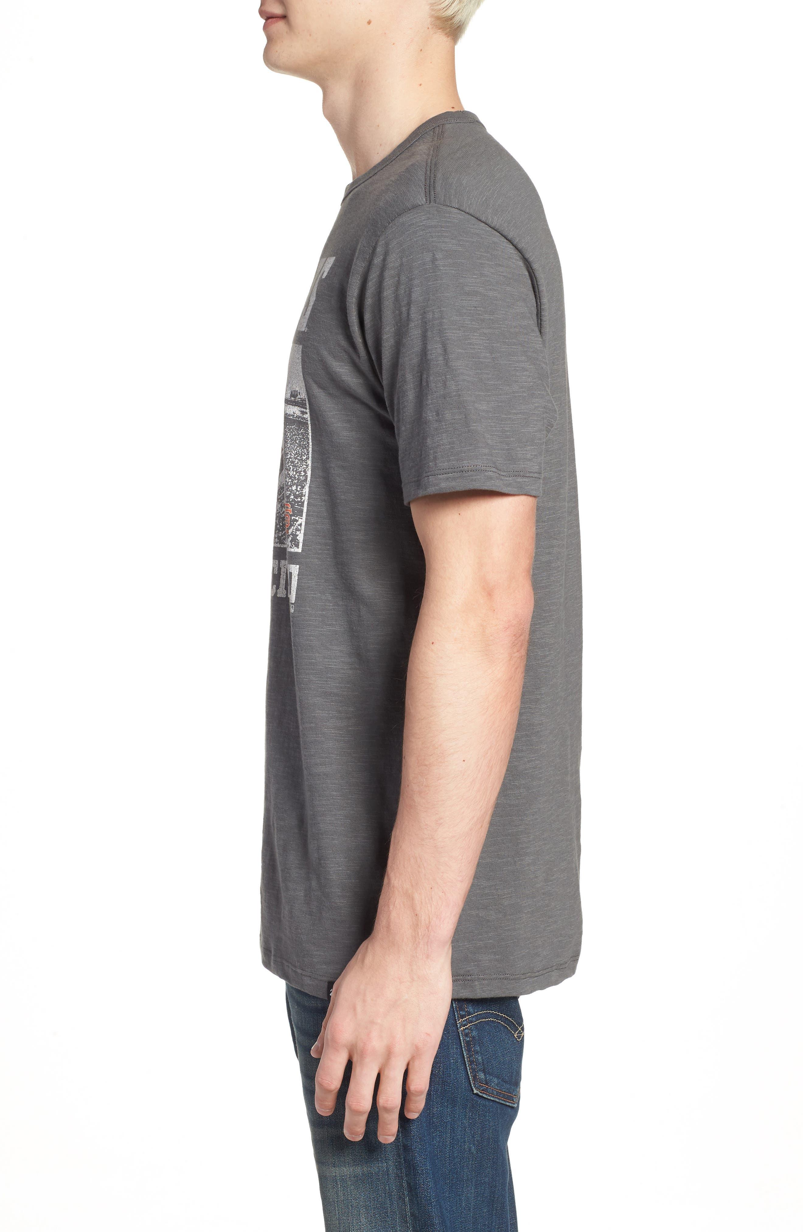 MLB Overdrive Scrum San Francisco Giants T-Shirt,                             Alternate thumbnail 3, color,                             Submarine
