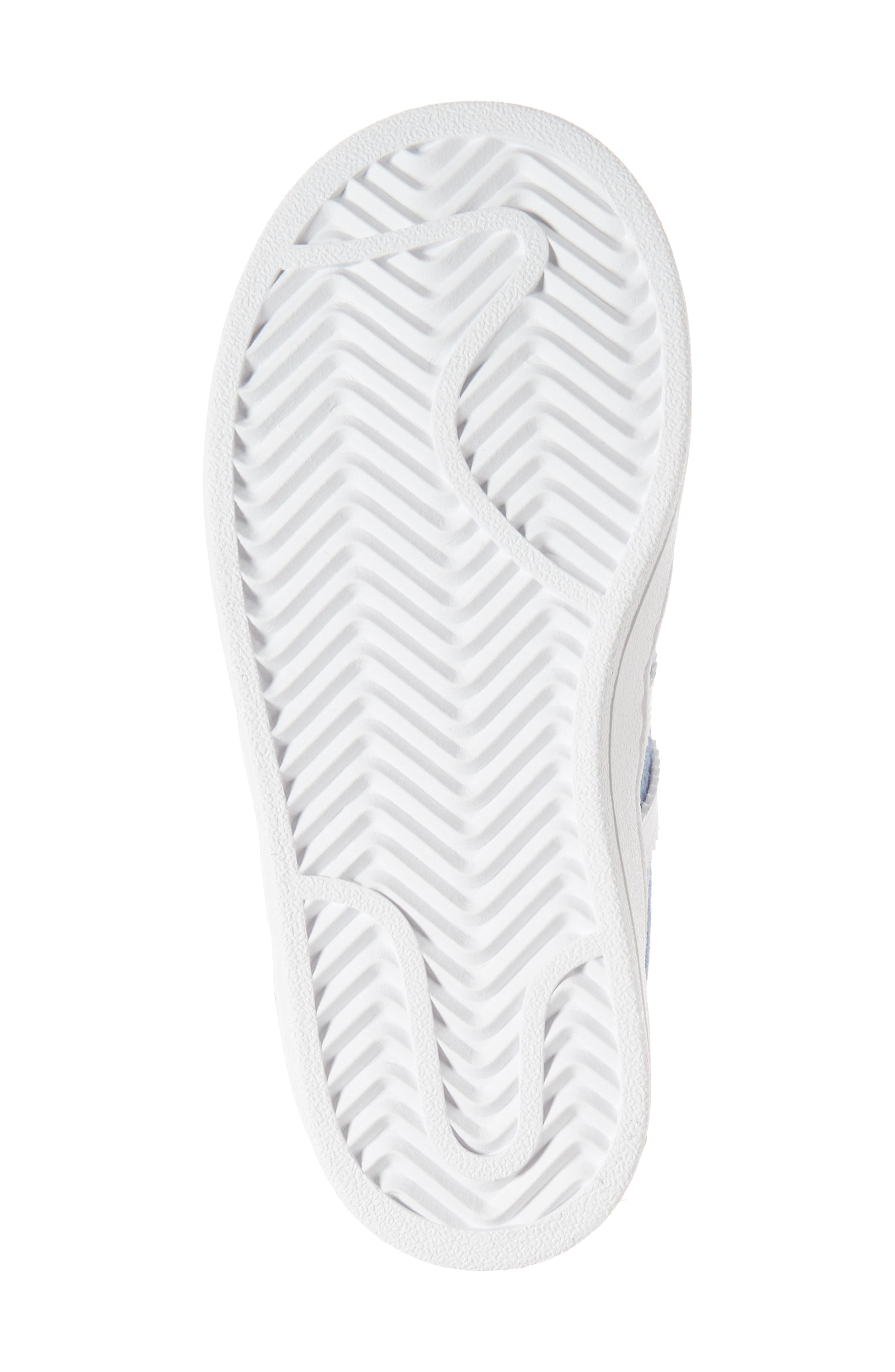 Campus J Sneaker,                             Alternate thumbnail 5, color,                             Trace Royal / White / White