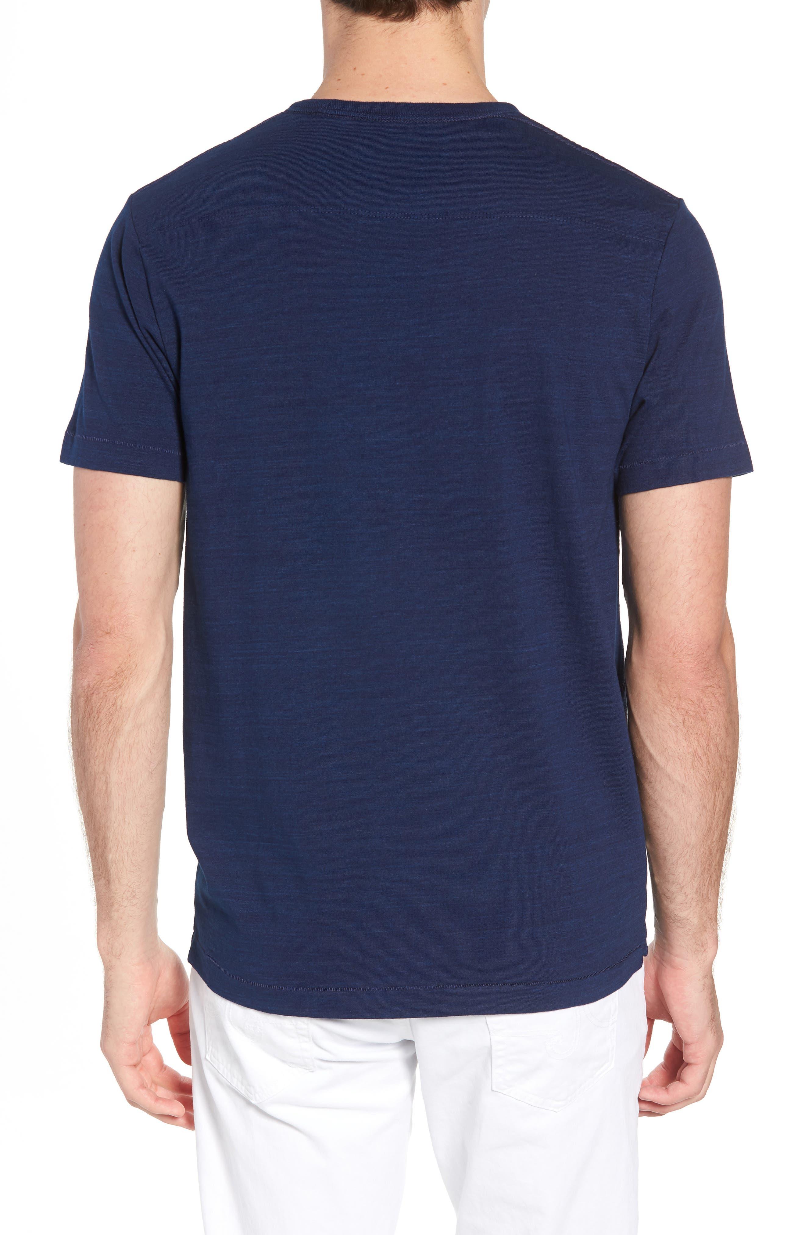 Sacré Bleu Graphic T-Shirt,                             Alternate thumbnail 2, color,                             Rinse