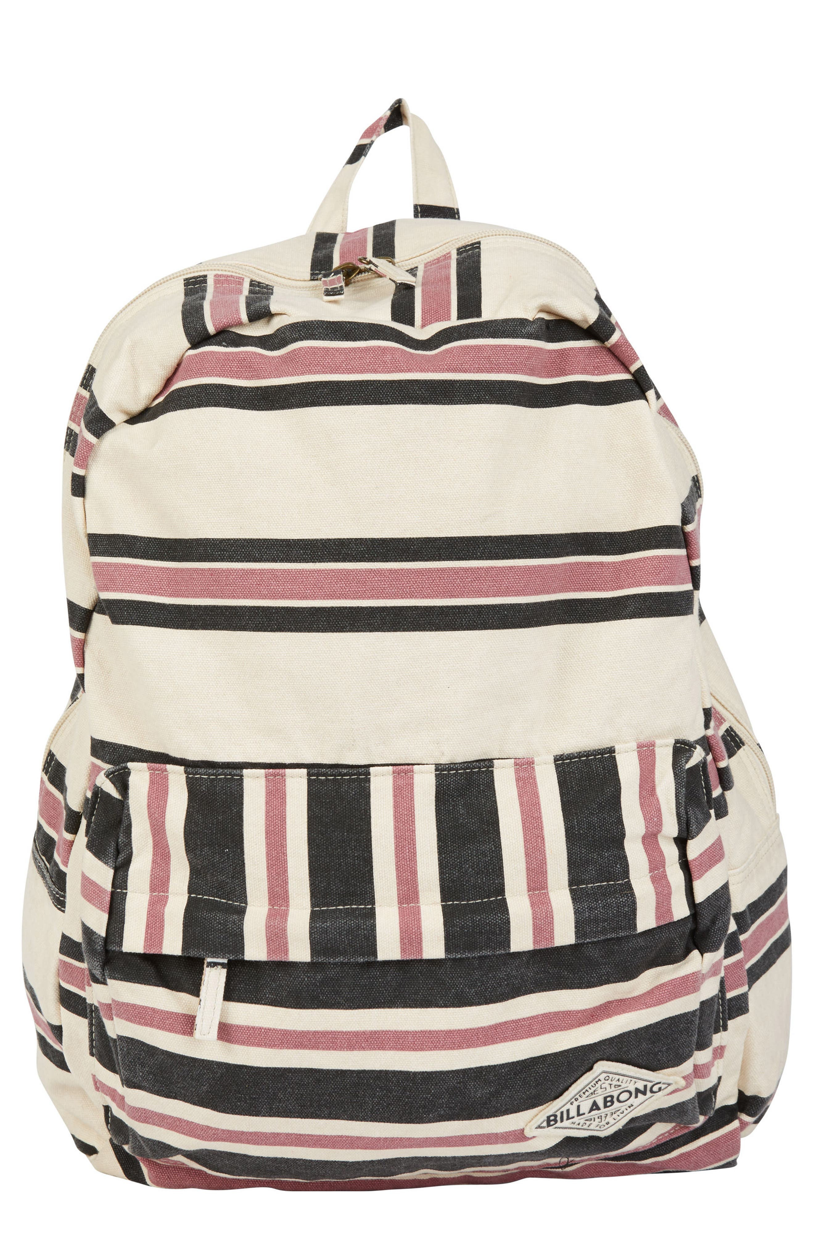 'Hand Over Love' Backpack,                             Main thumbnail 1, color,                             Cream