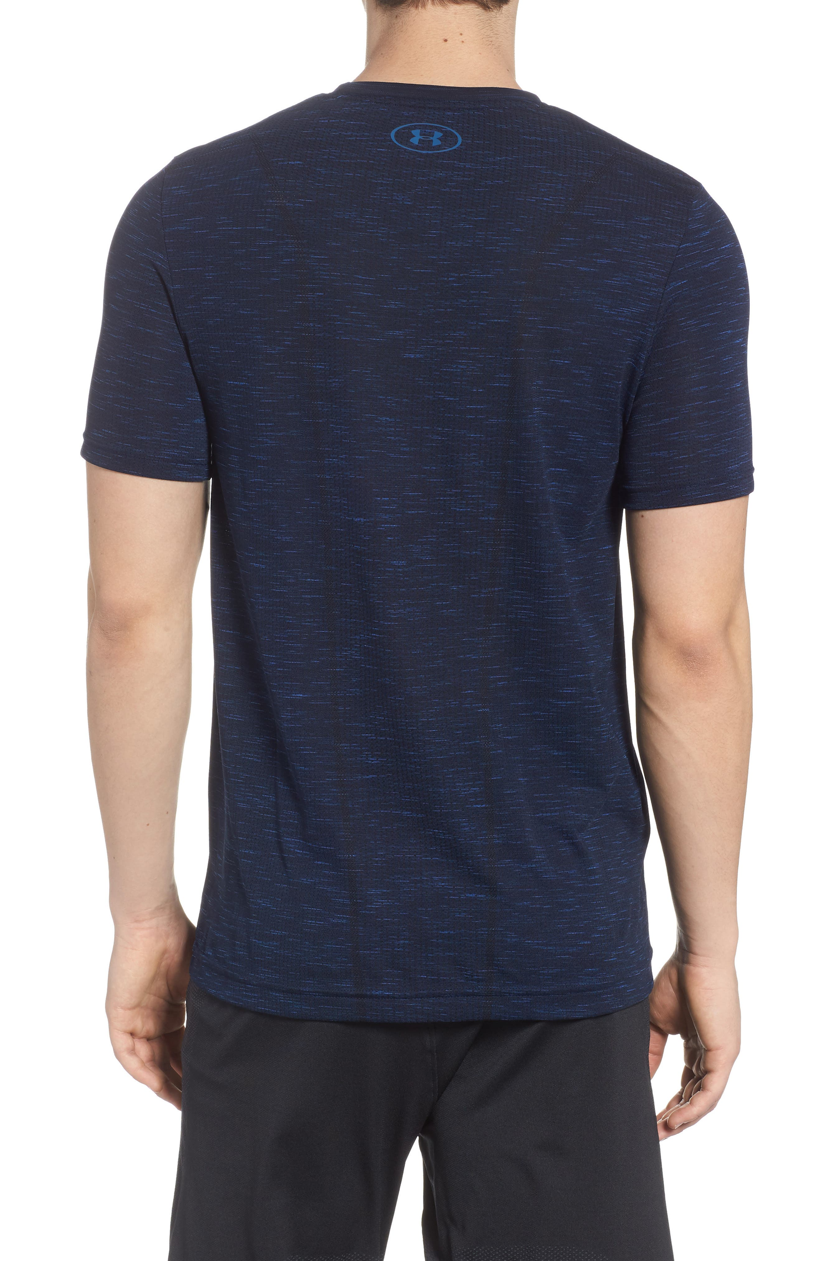Threadborne Regular Fit T-Shirt,                             Alternate thumbnail 2, color,                             Academy/ Moroccan Blue