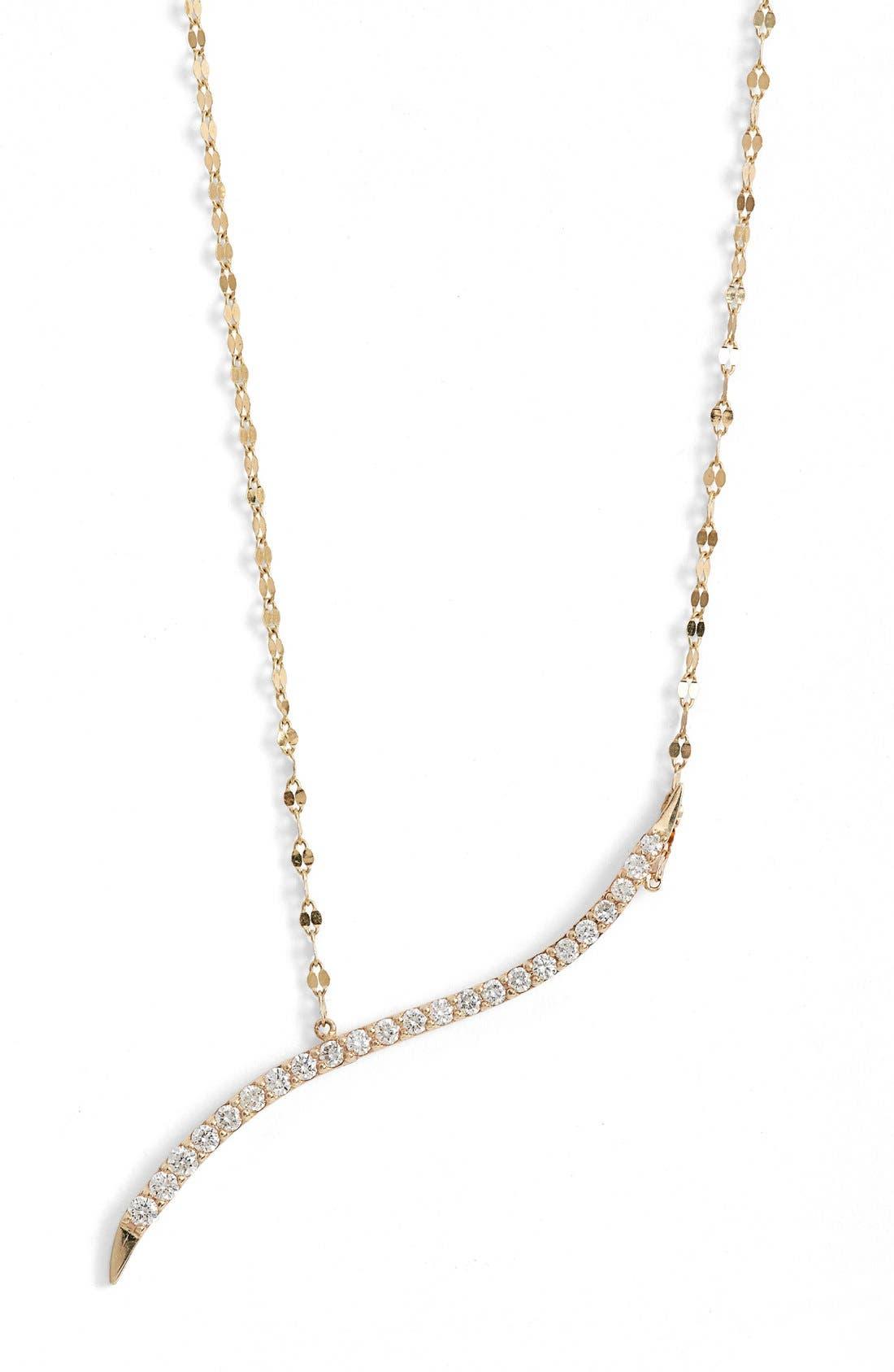 Alternate Image 1 Selected - Lana Jewelry 'Mirage' Diamond Pendant Necklace