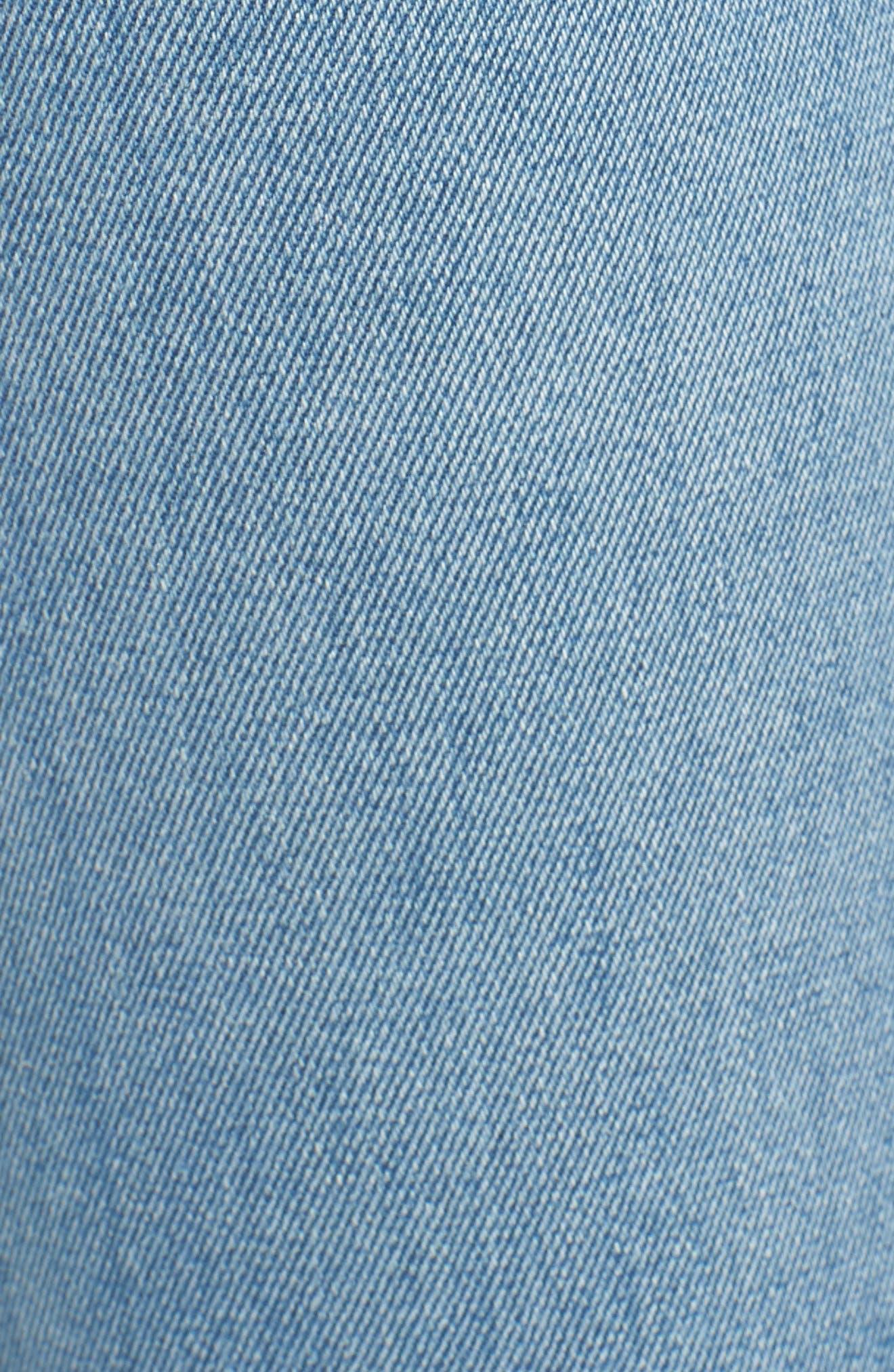 Joe'S Charlie Race Stripe Ankle Skinny Jeans In Ariella