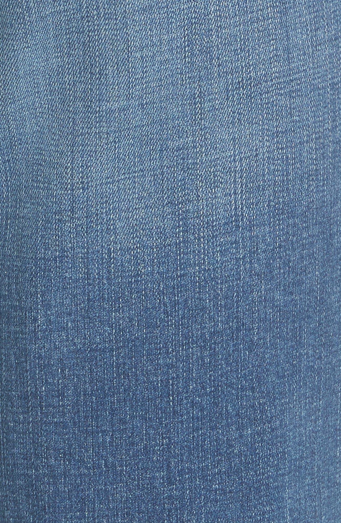 Alternate Image 5  - FRAME Le High Flare Jeans (Columbus)
