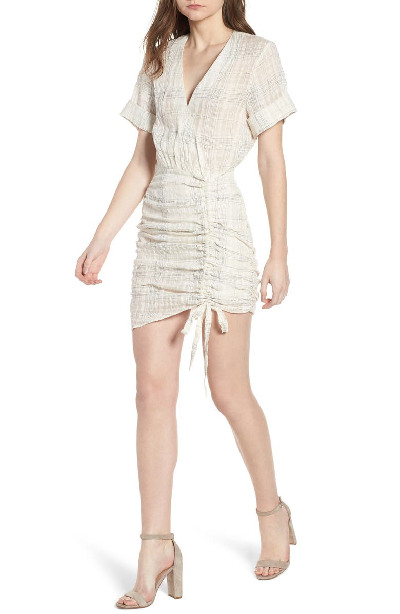 Freja Ruched Dress