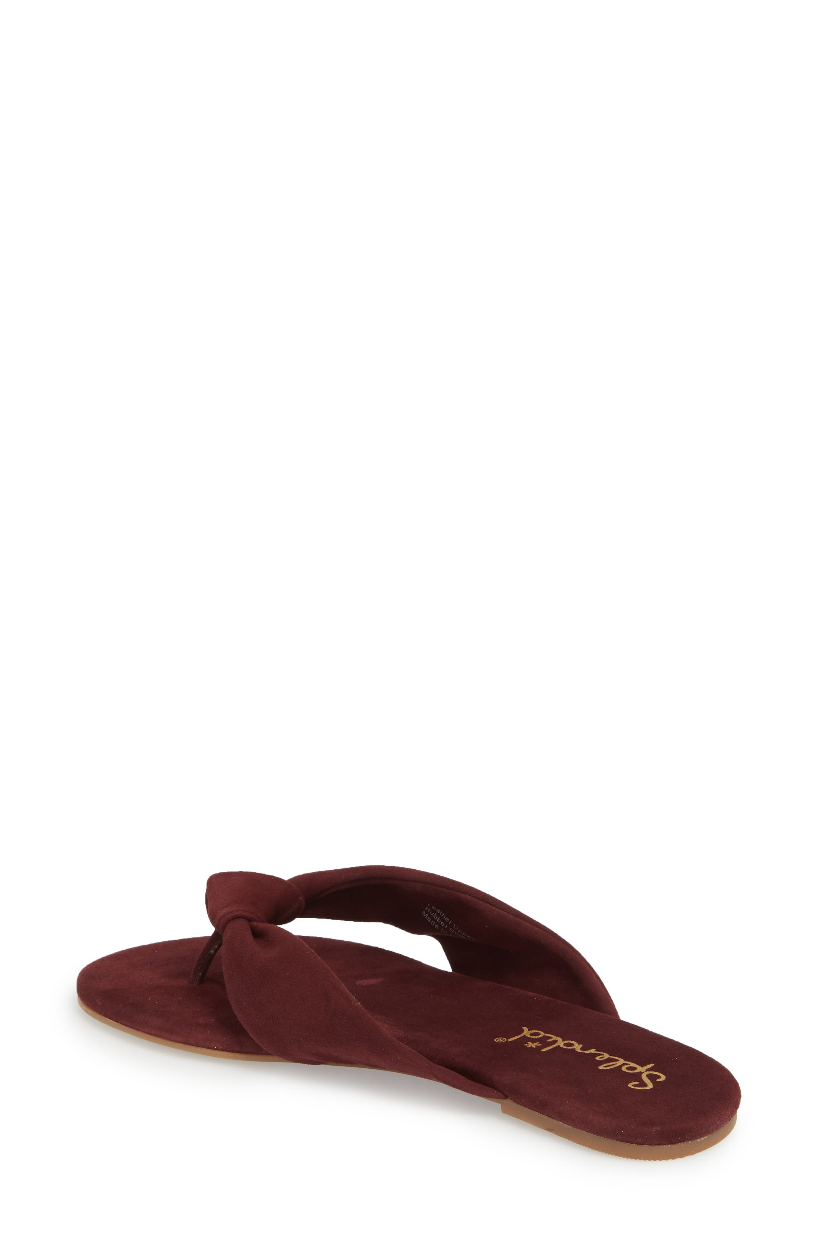 Alternate Image 2  - Splendid Bridgette Knotted Flip Flop (Women)