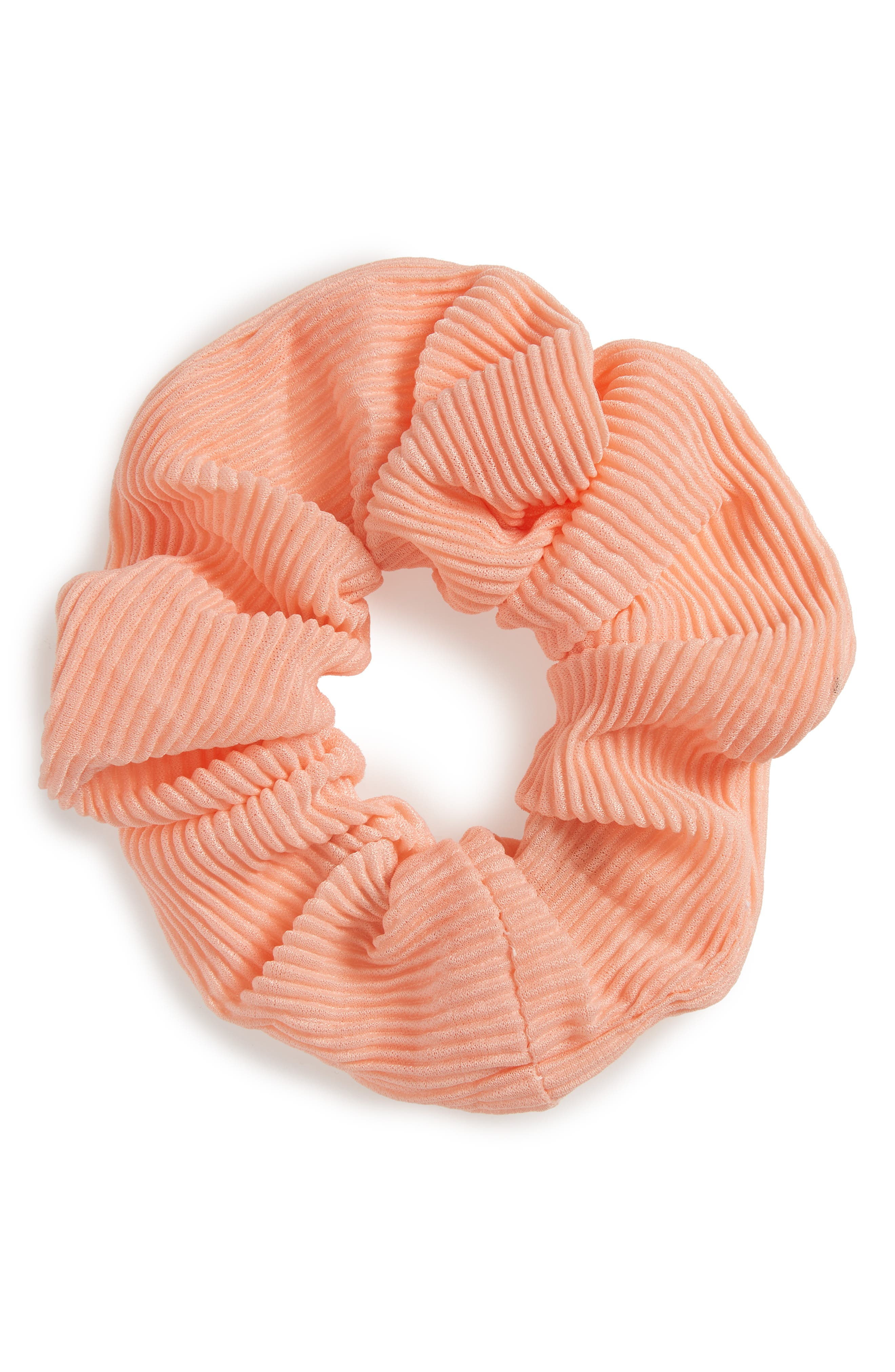 Tasha Pleated Scrunchie