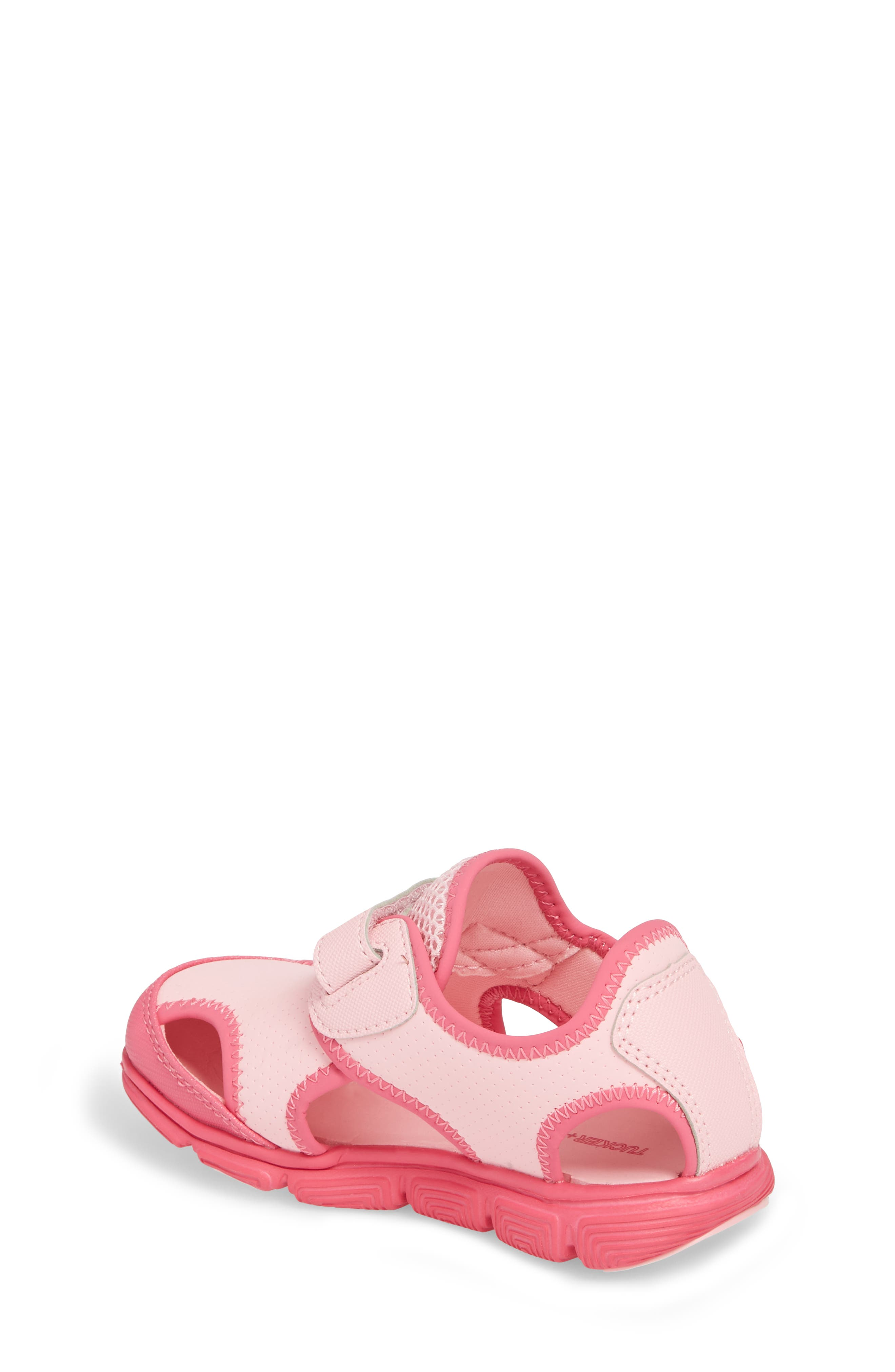 Sophie Water Sandal,                             Alternate thumbnail 2, color,                             Pink/ Dark Pink