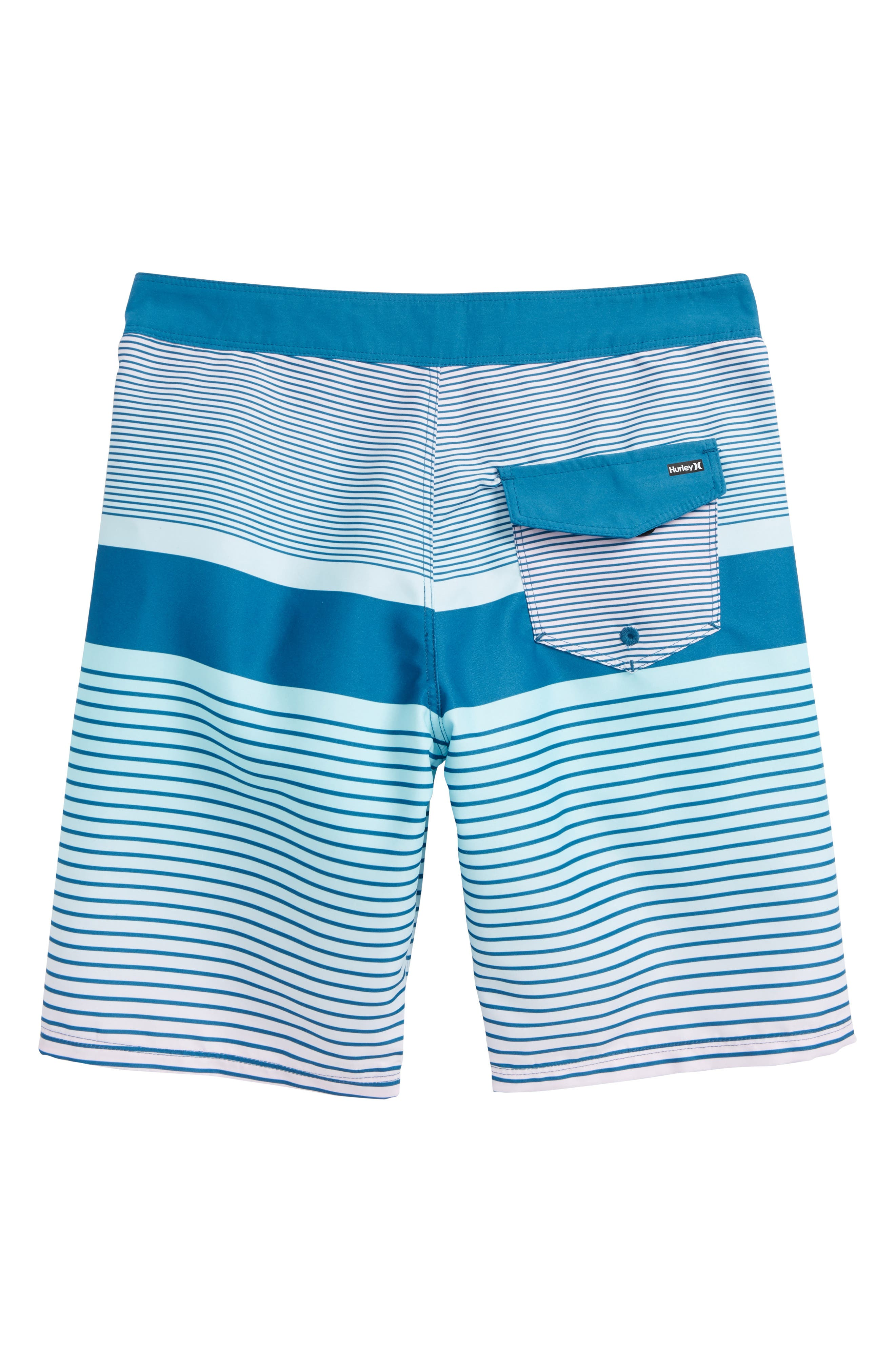 Line Up Board Shorts,                             Alternate thumbnail 2, color,                             Rift Blue