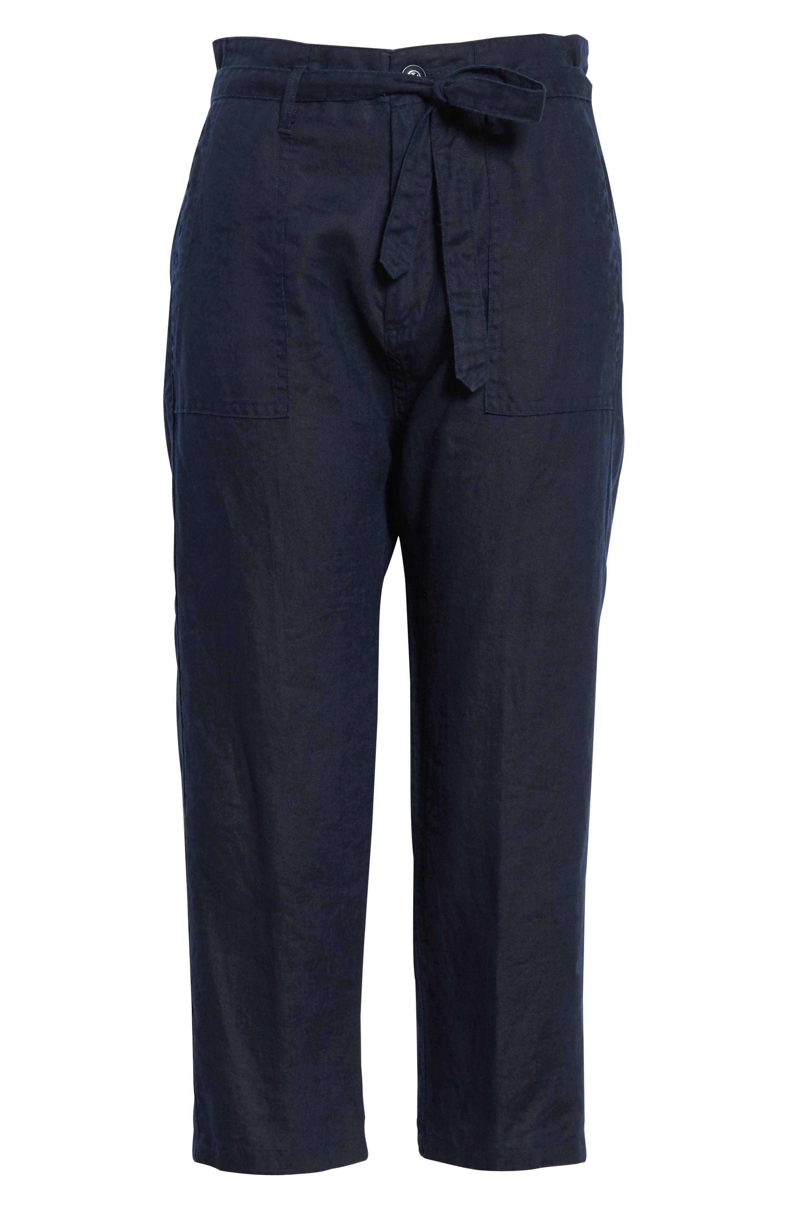 The Convertible Trousers,                             Alternate thumbnail 6, color,                             Navy