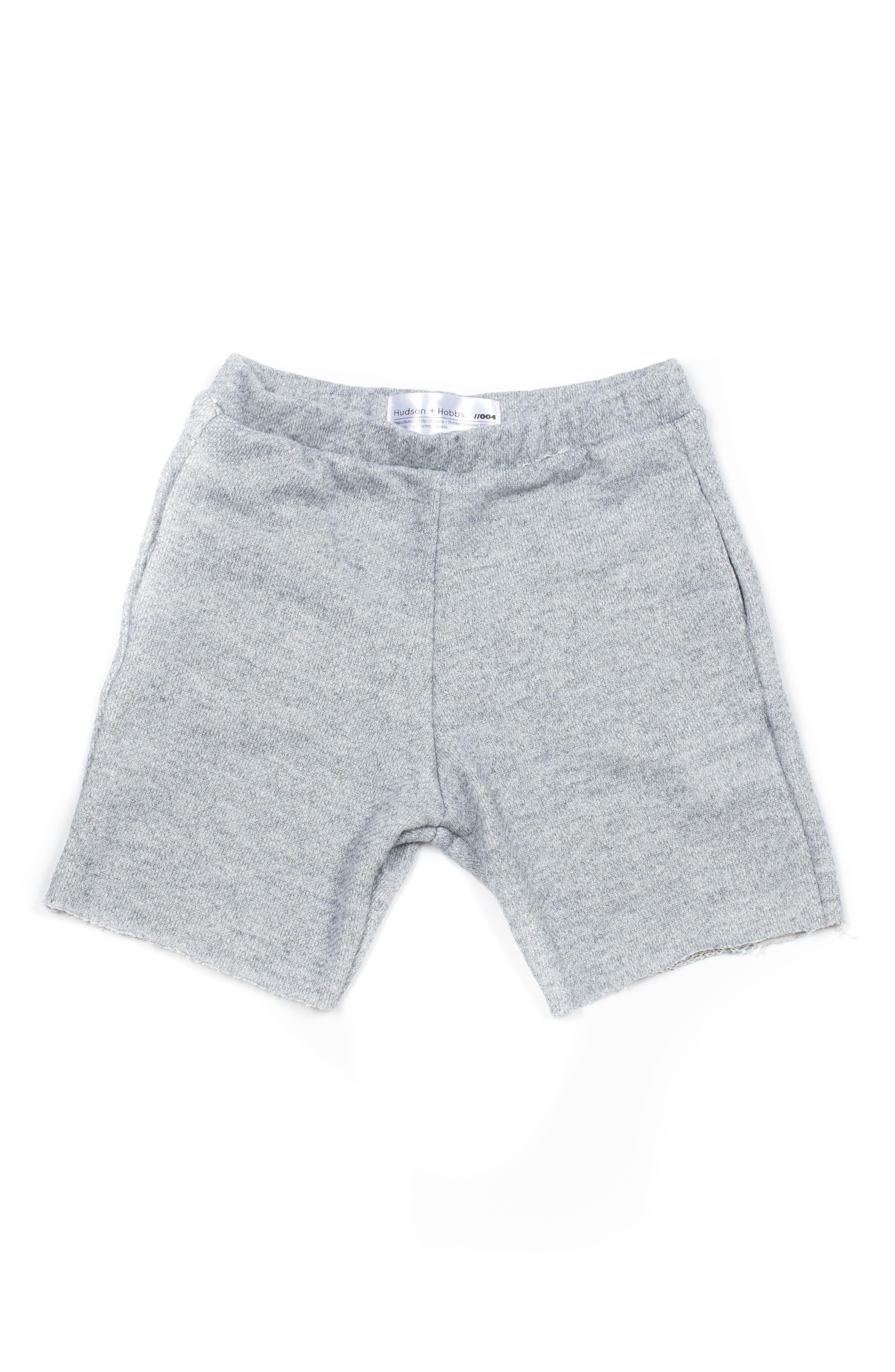 Hudson + Hobbs Chance Shorts (Toddler Boys & Little Boys)